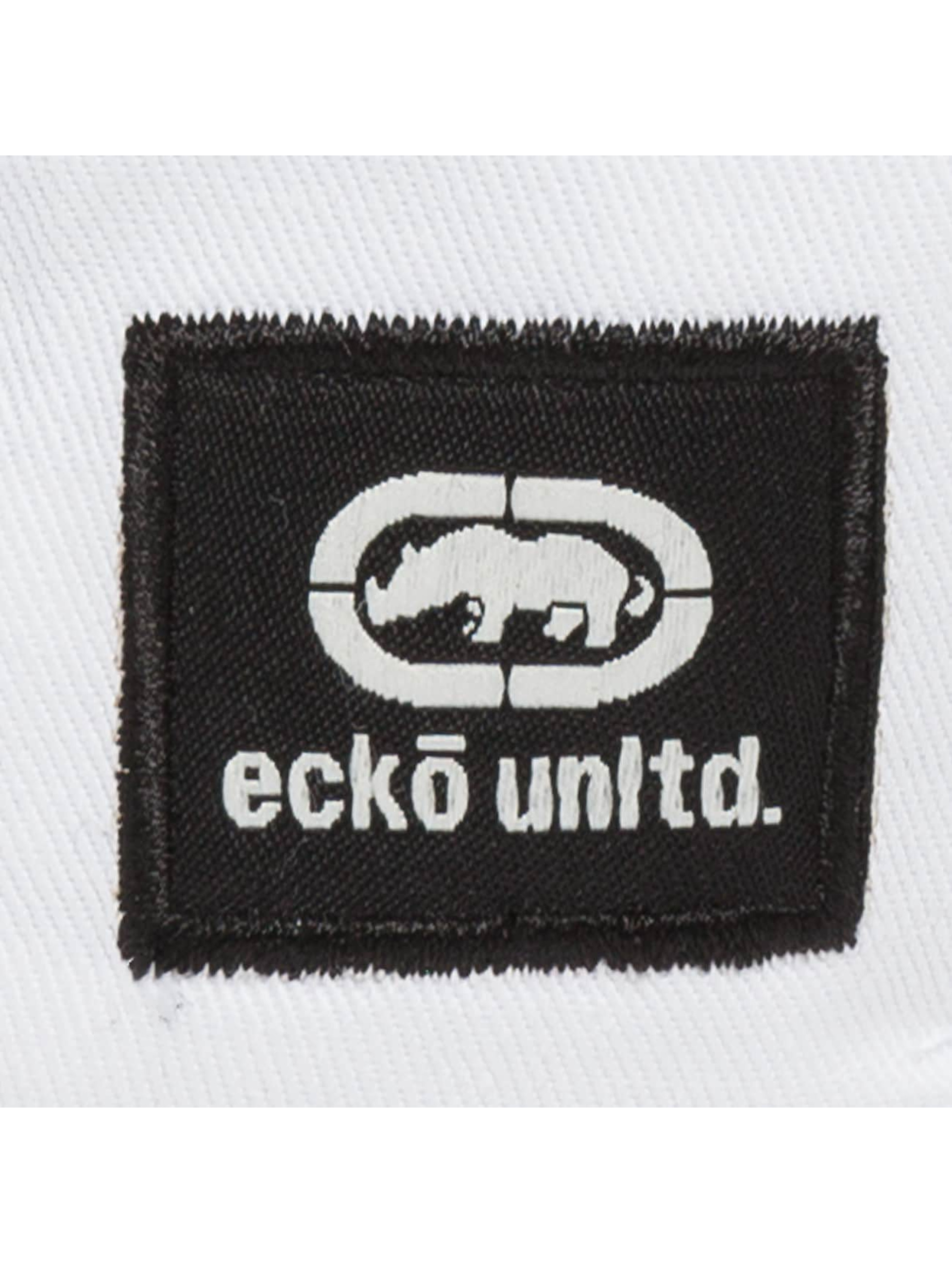 Ecko Unltd. Snapback Cap DolphinBay white