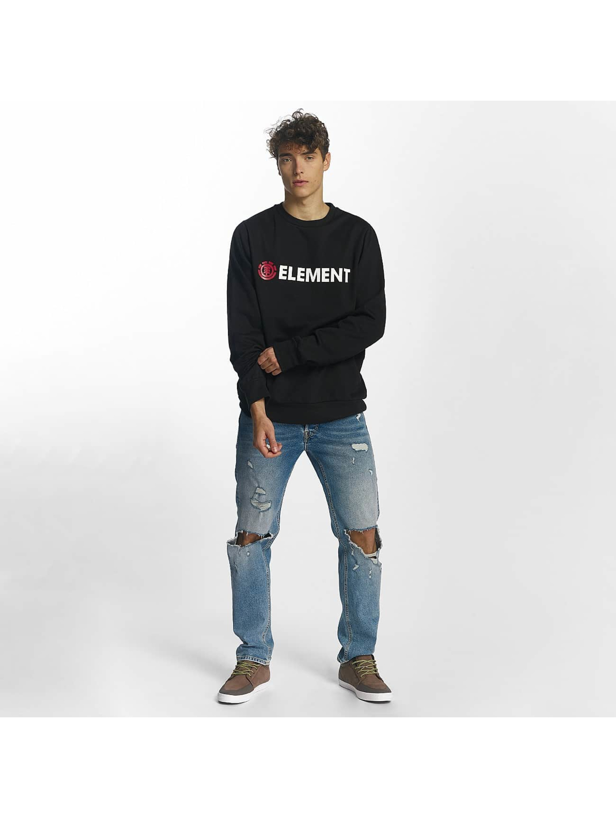 Element Pullover Blazin Crew black