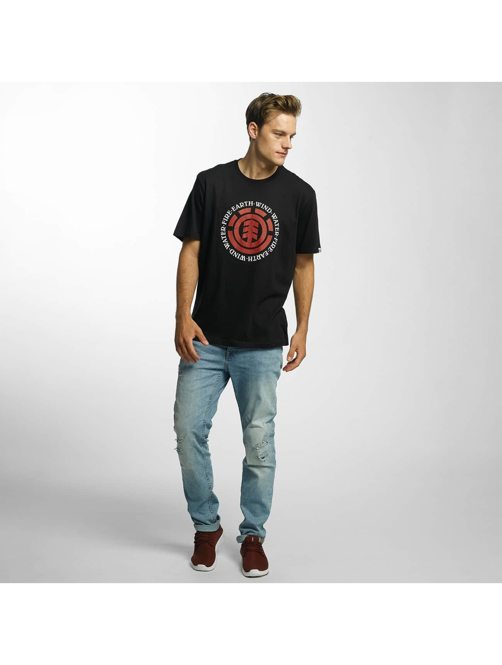 Element T-Shirt Seal black