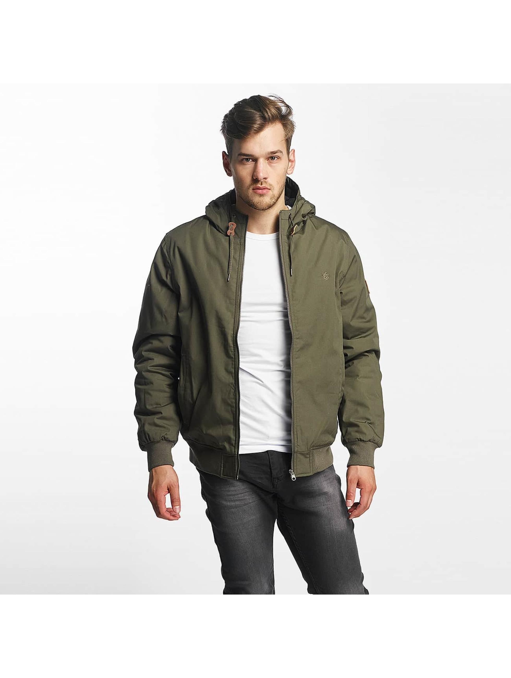 Element Winter Jacket Dulcey green