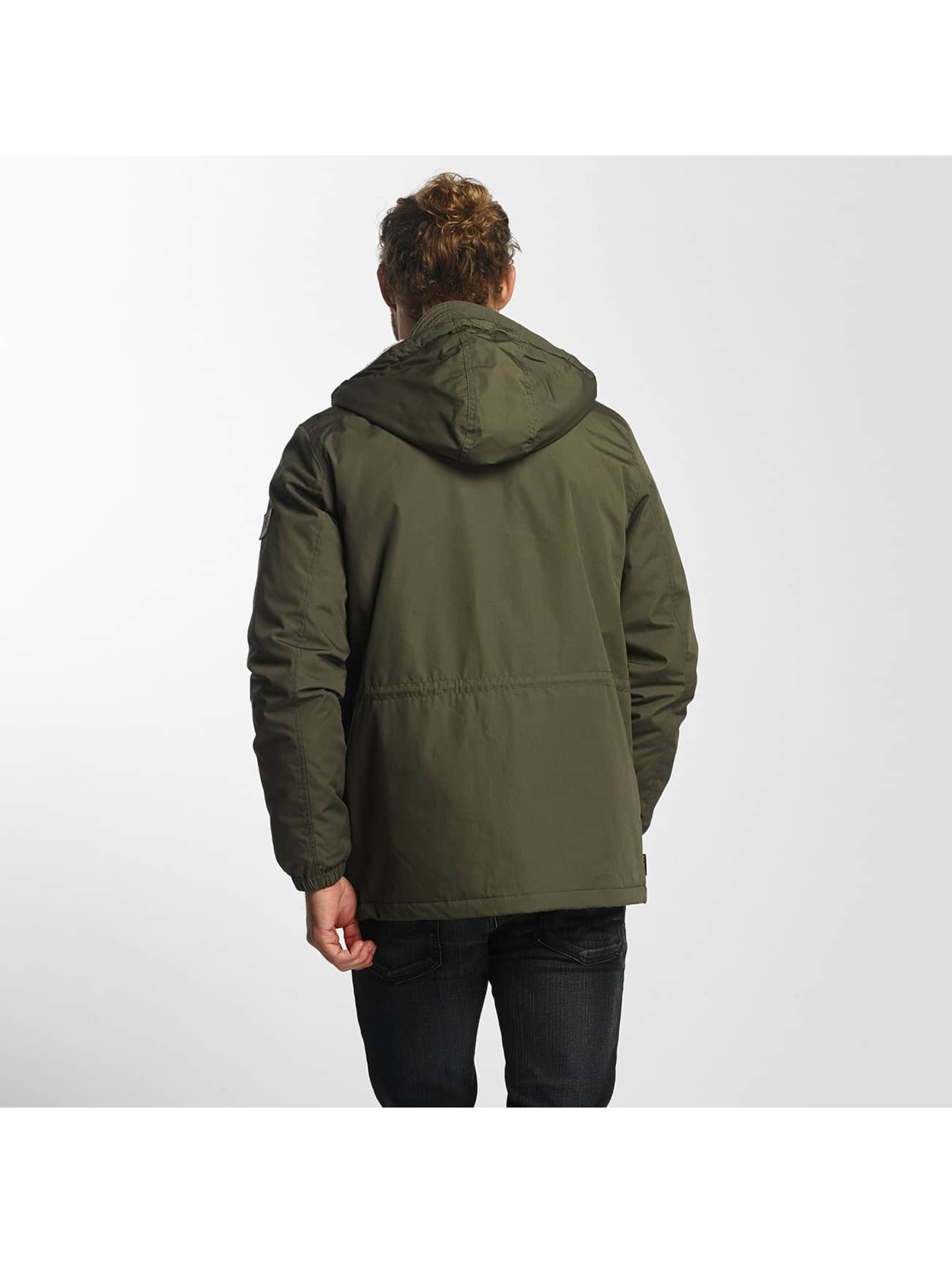 Element Winter Jacket Stark green