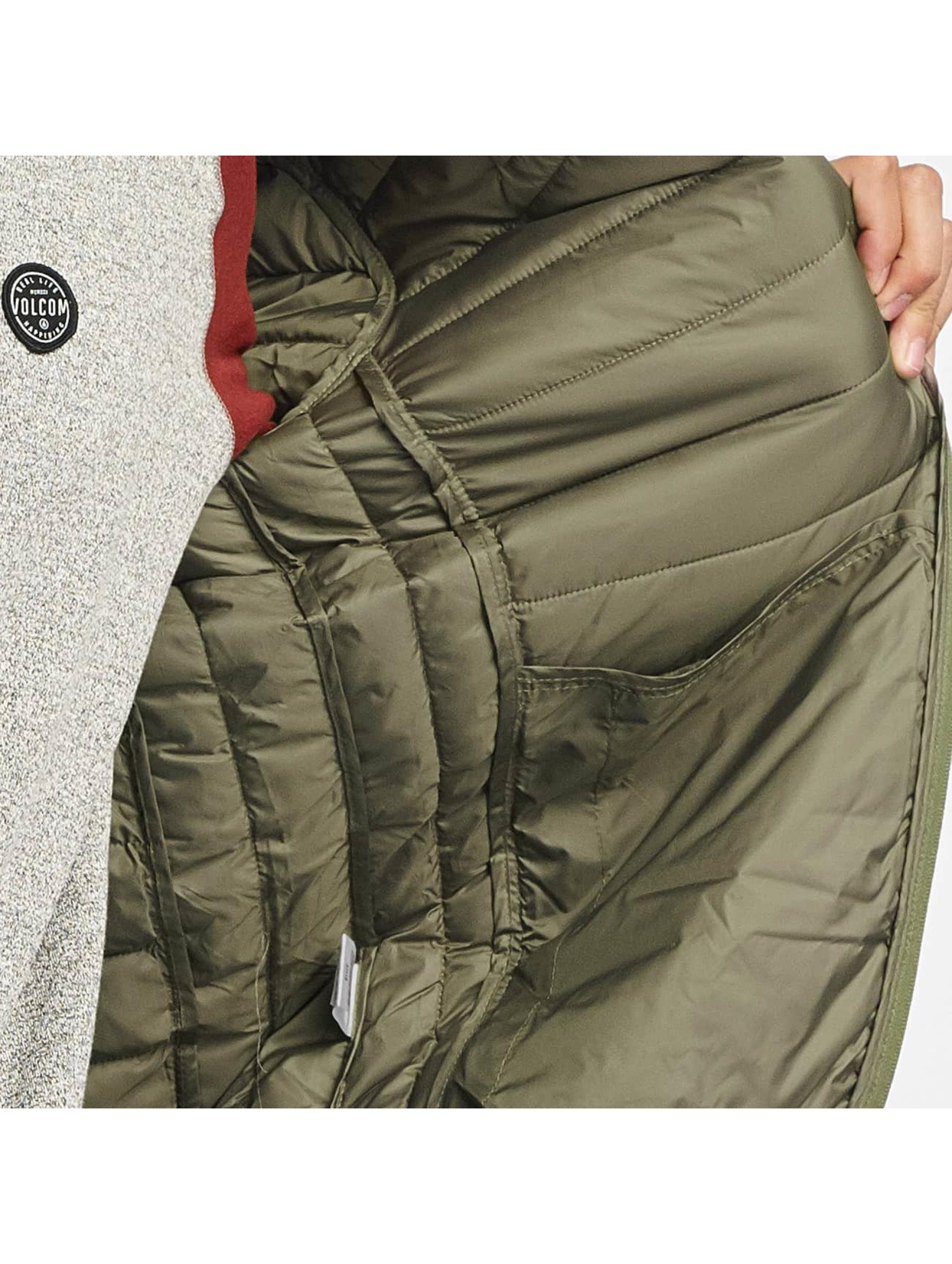 Ellesse Lightweight Jacket Lombardy Padded olive