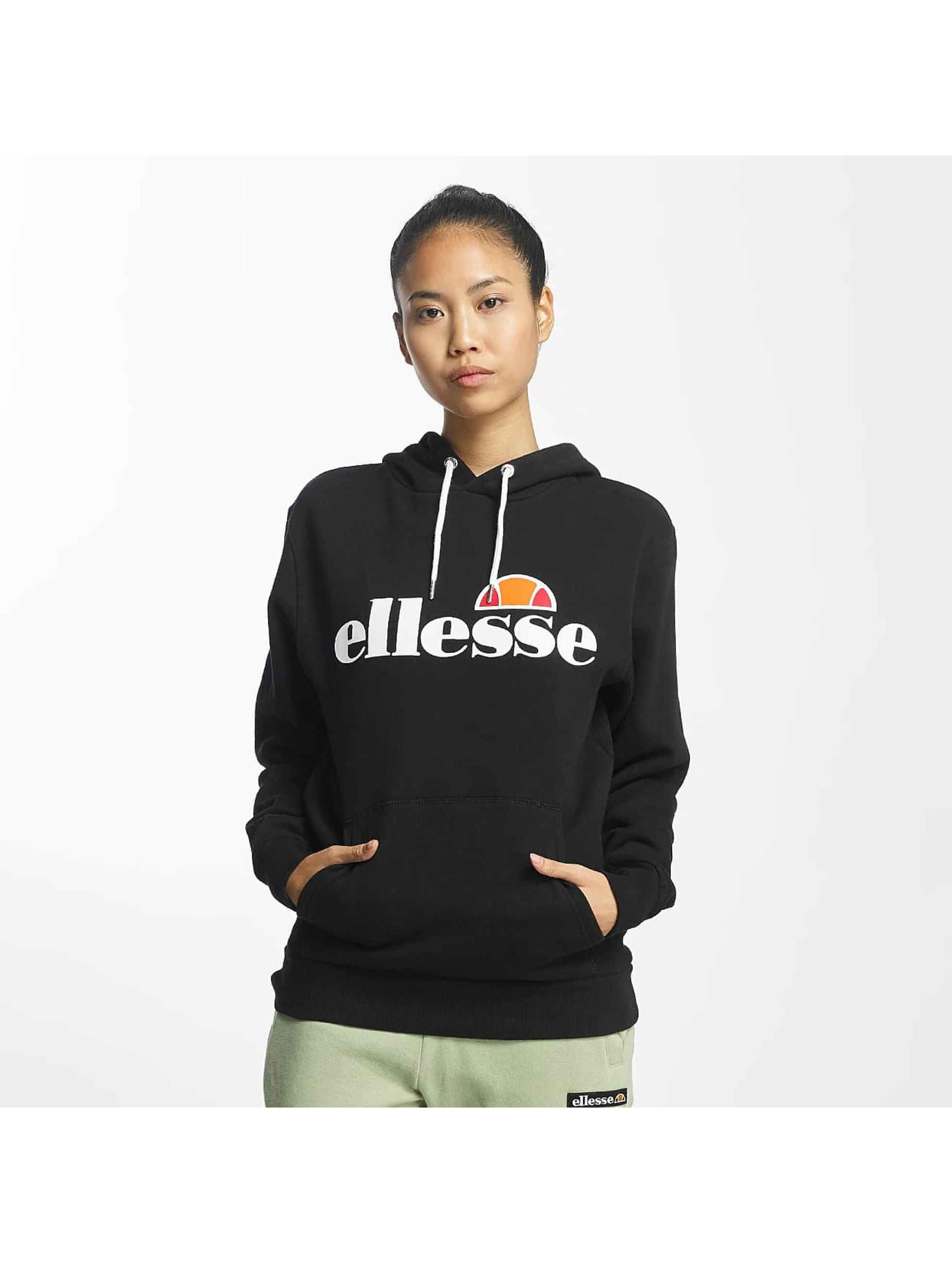 ellesse torices gris femme sweat capuche ellesse acheter pas cher haut 417799. Black Bedroom Furniture Sets. Home Design Ideas