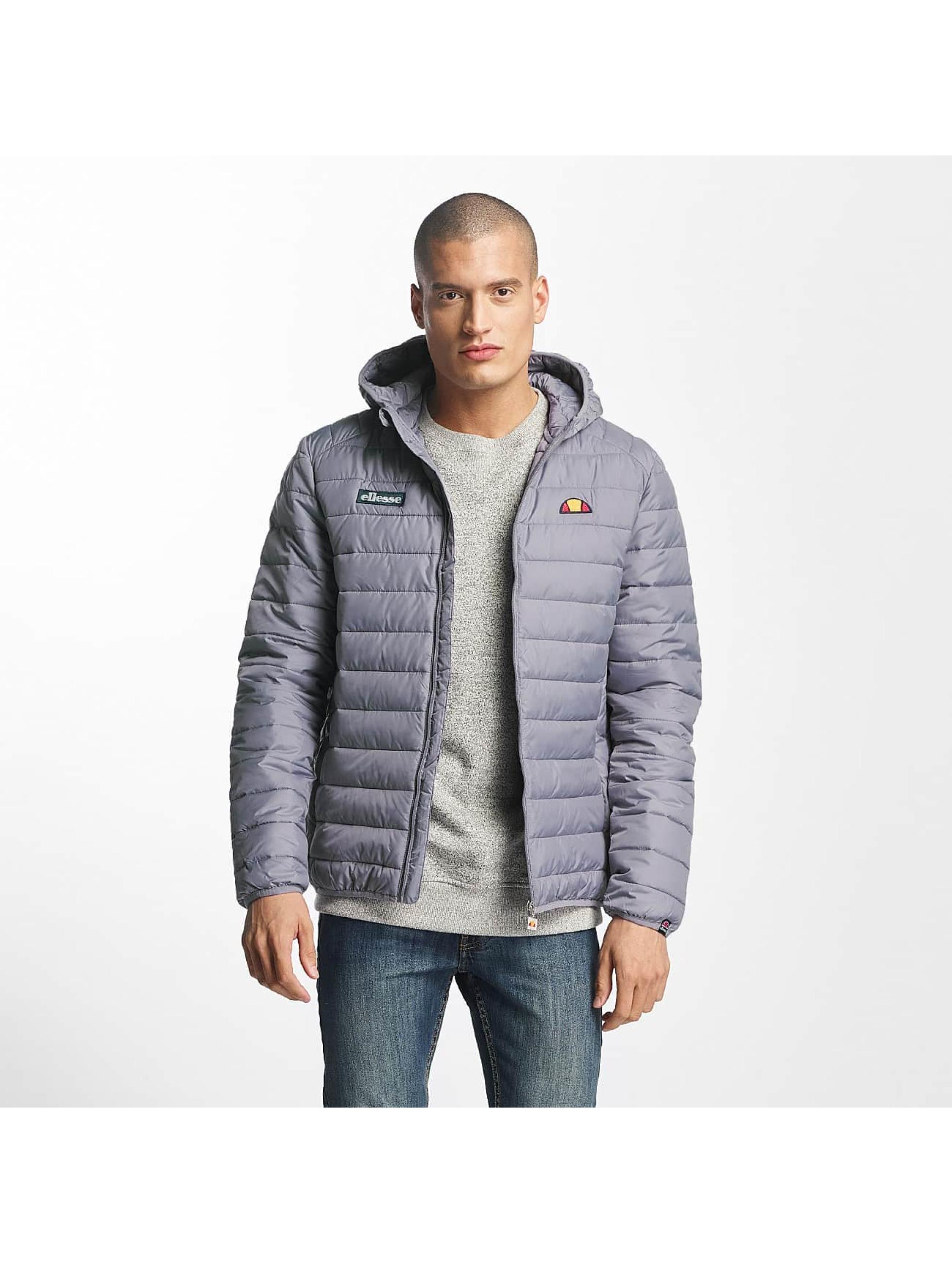 ellesse lombardy padded gris homme veste mi saison l g re ellesse acheter pas cher manteau. Black Bedroom Furniture Sets. Home Design Ideas