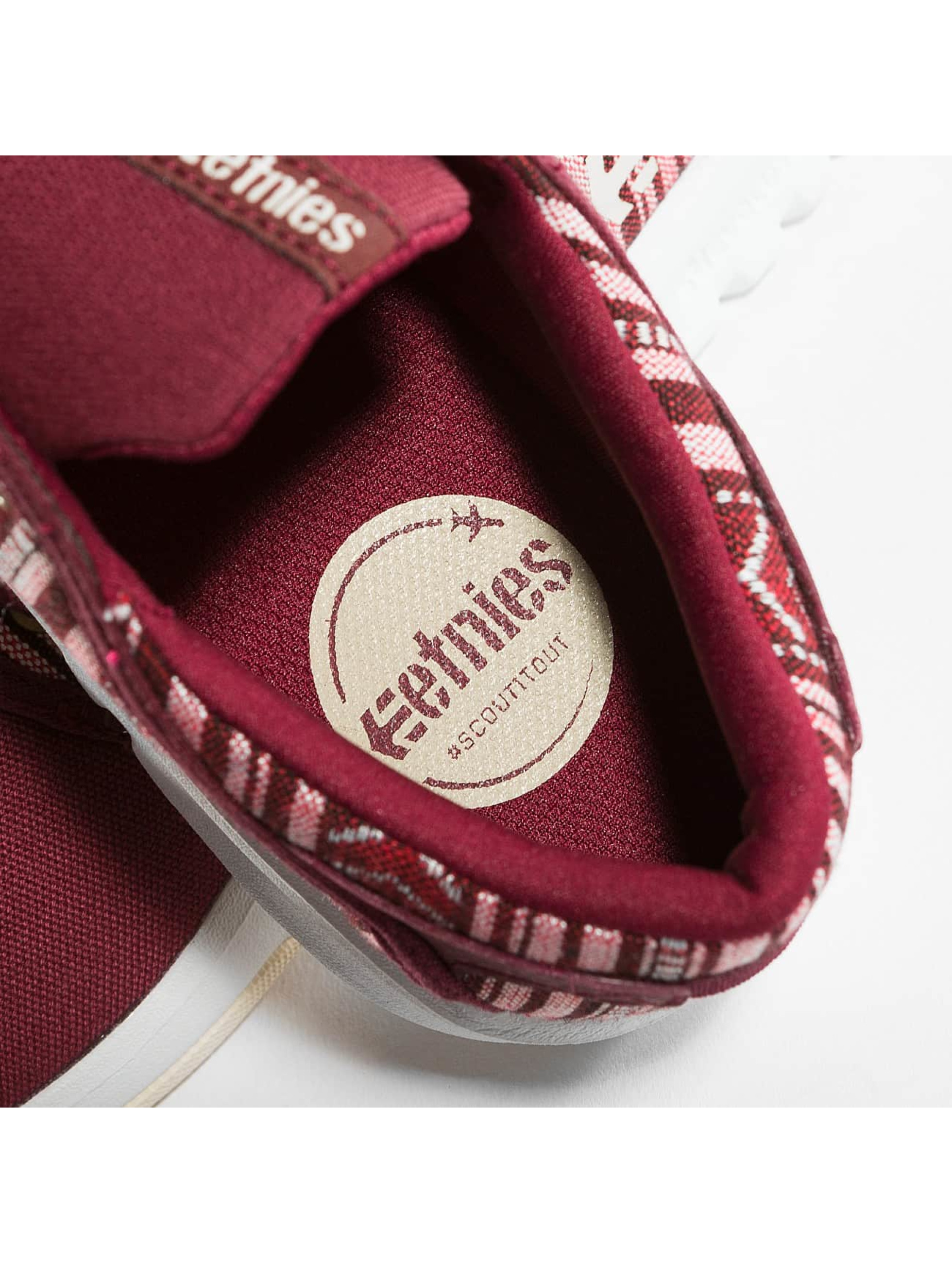 Etnies Sneakers Scout red