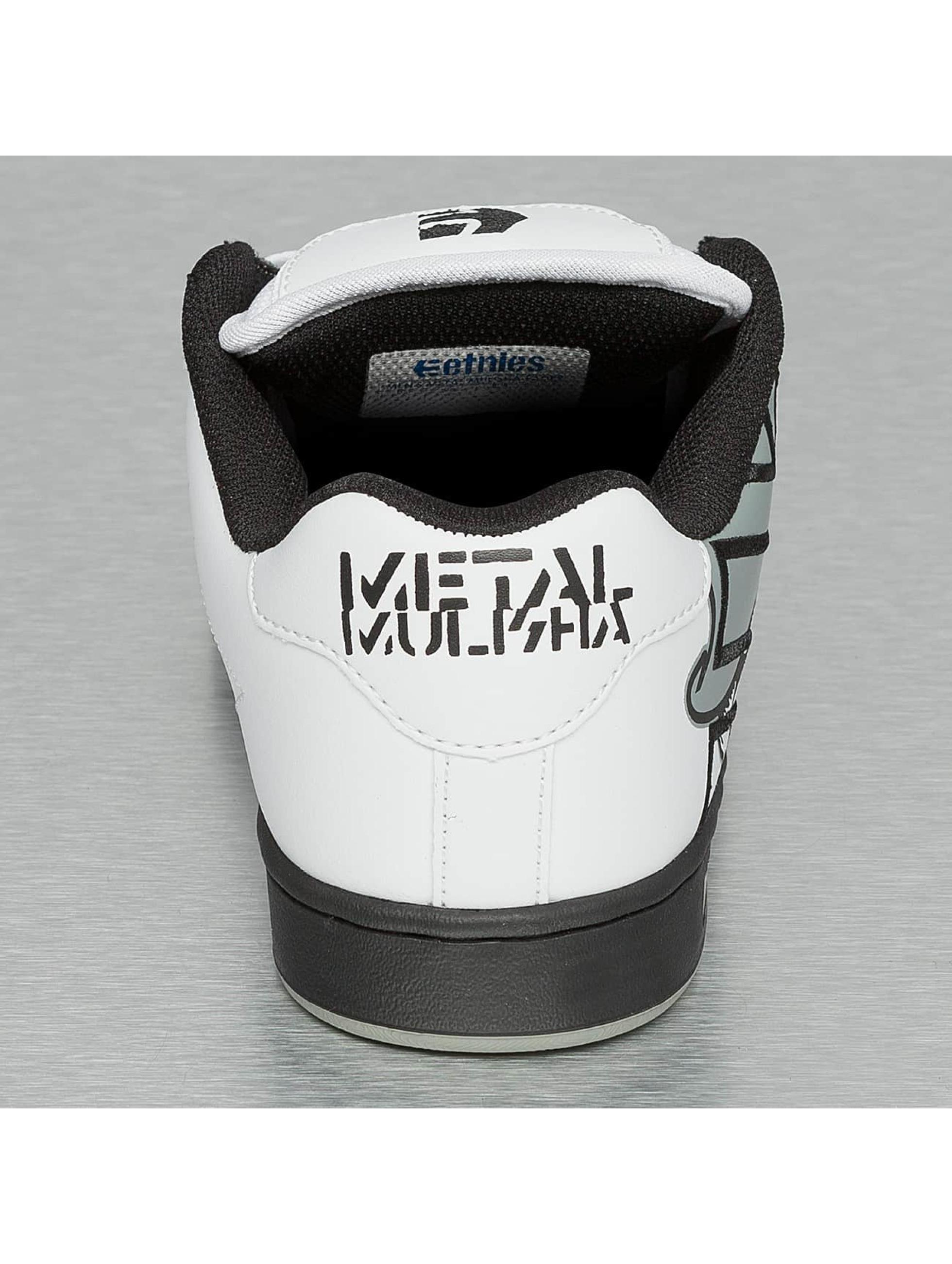 Etnies Sneakers Metal Mulisha Fader Low Top white