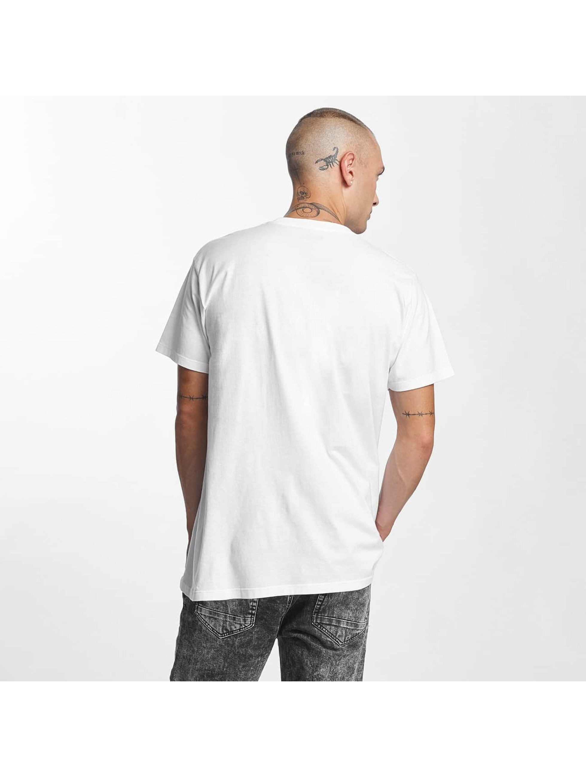 Etnies T-Shirt Icon Fill white