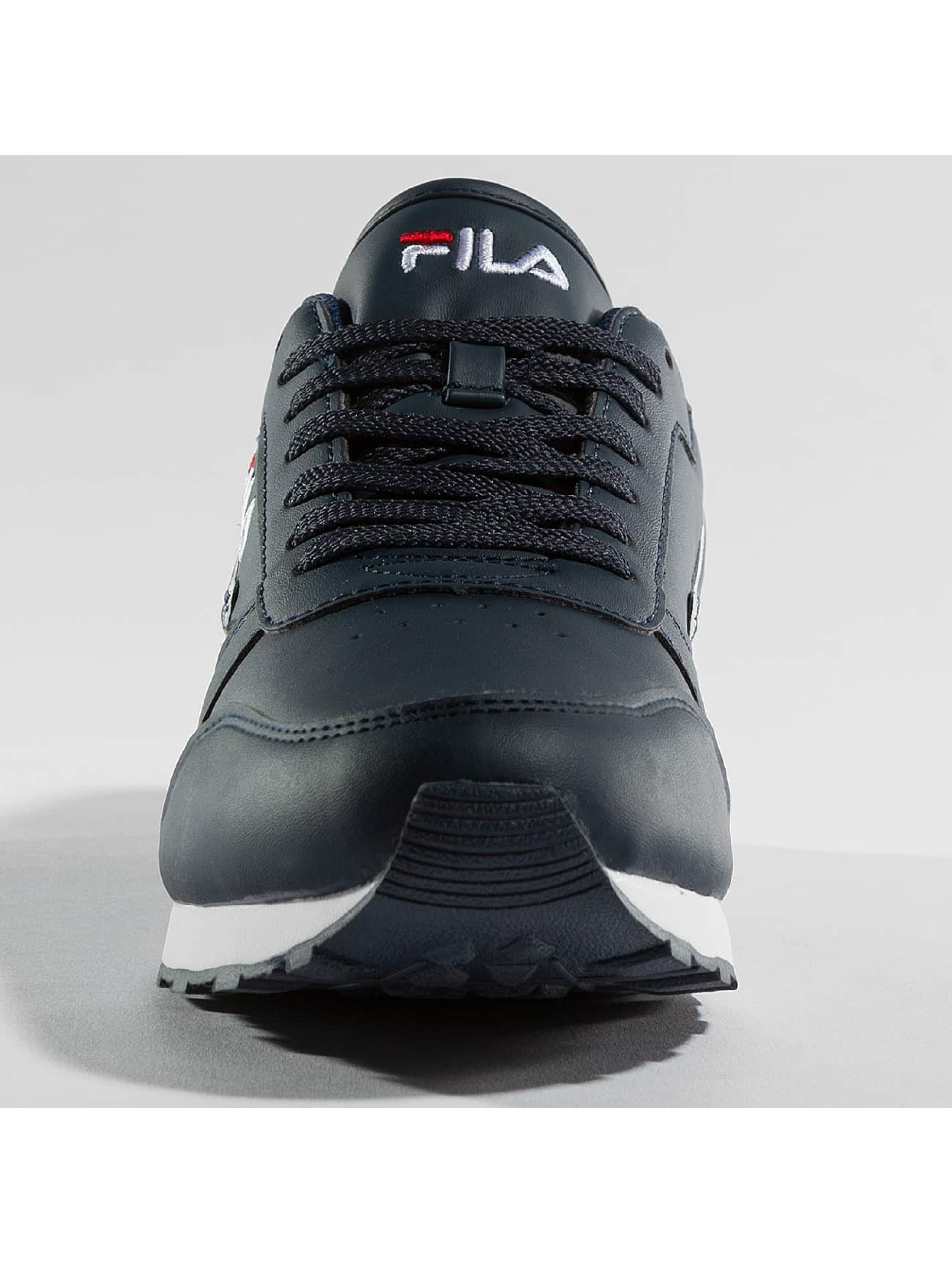 FILA Sneakers Orbit Low blue