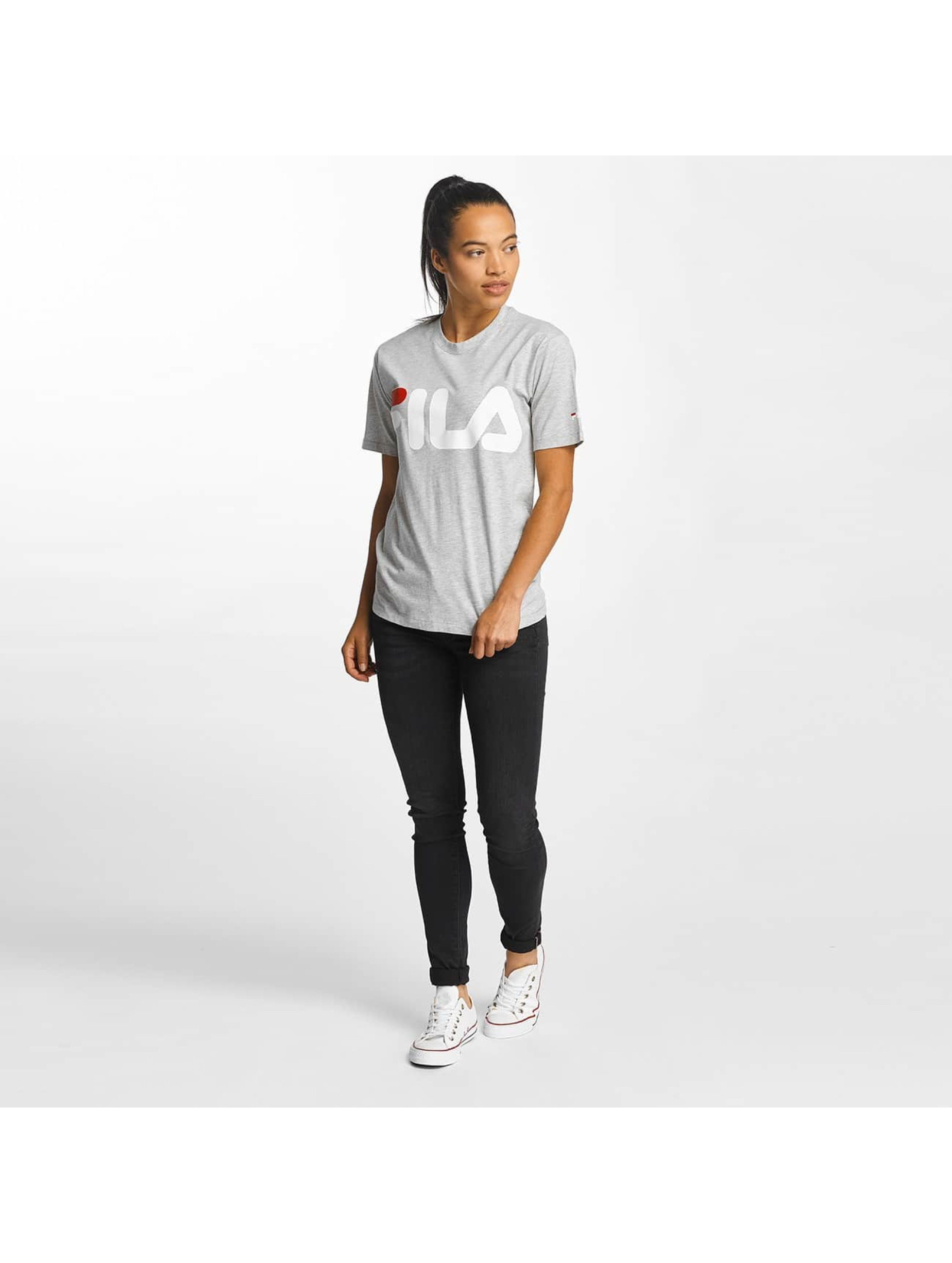 FILA T-Shirt Urban Line Basic Logo gray