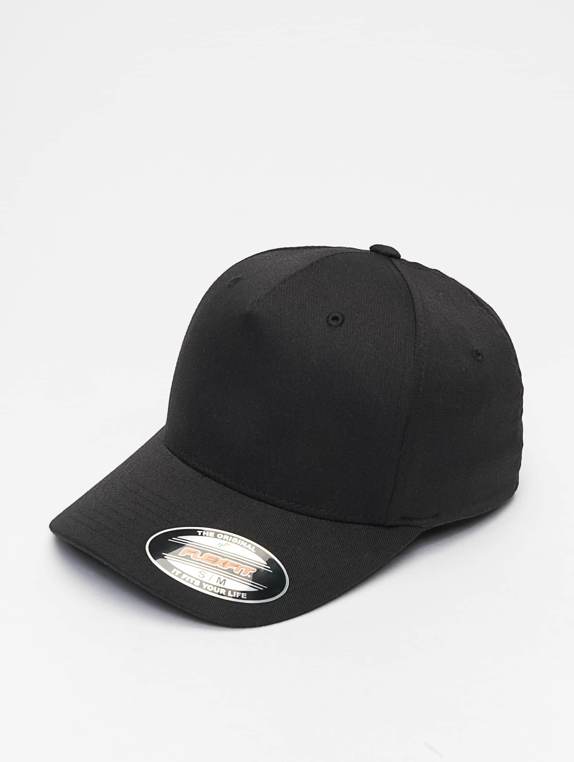 Flexfit Flexfitted Cap 5 Panel black