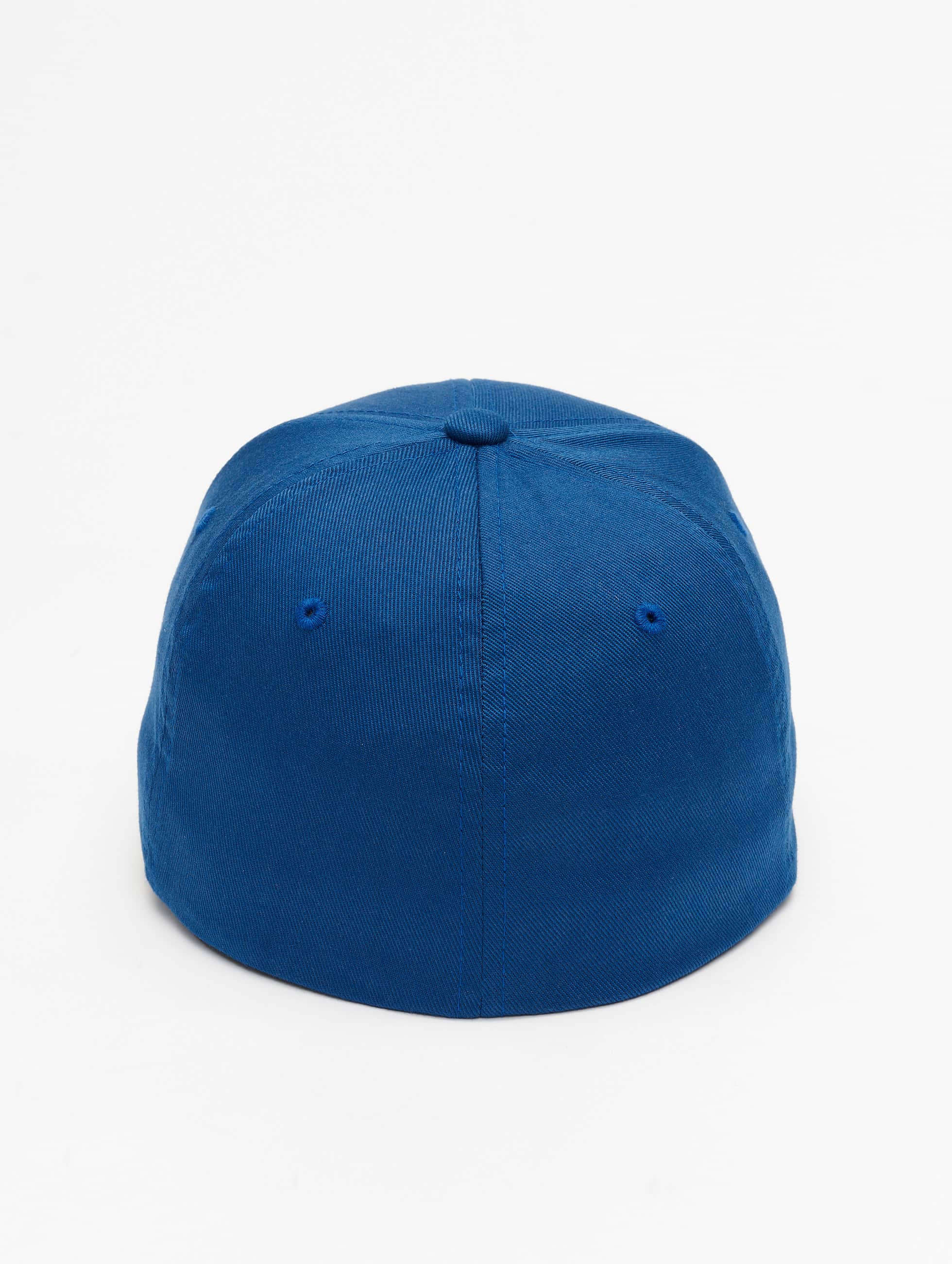 Flexfit Flexfitted Cap Wooly Combed blue