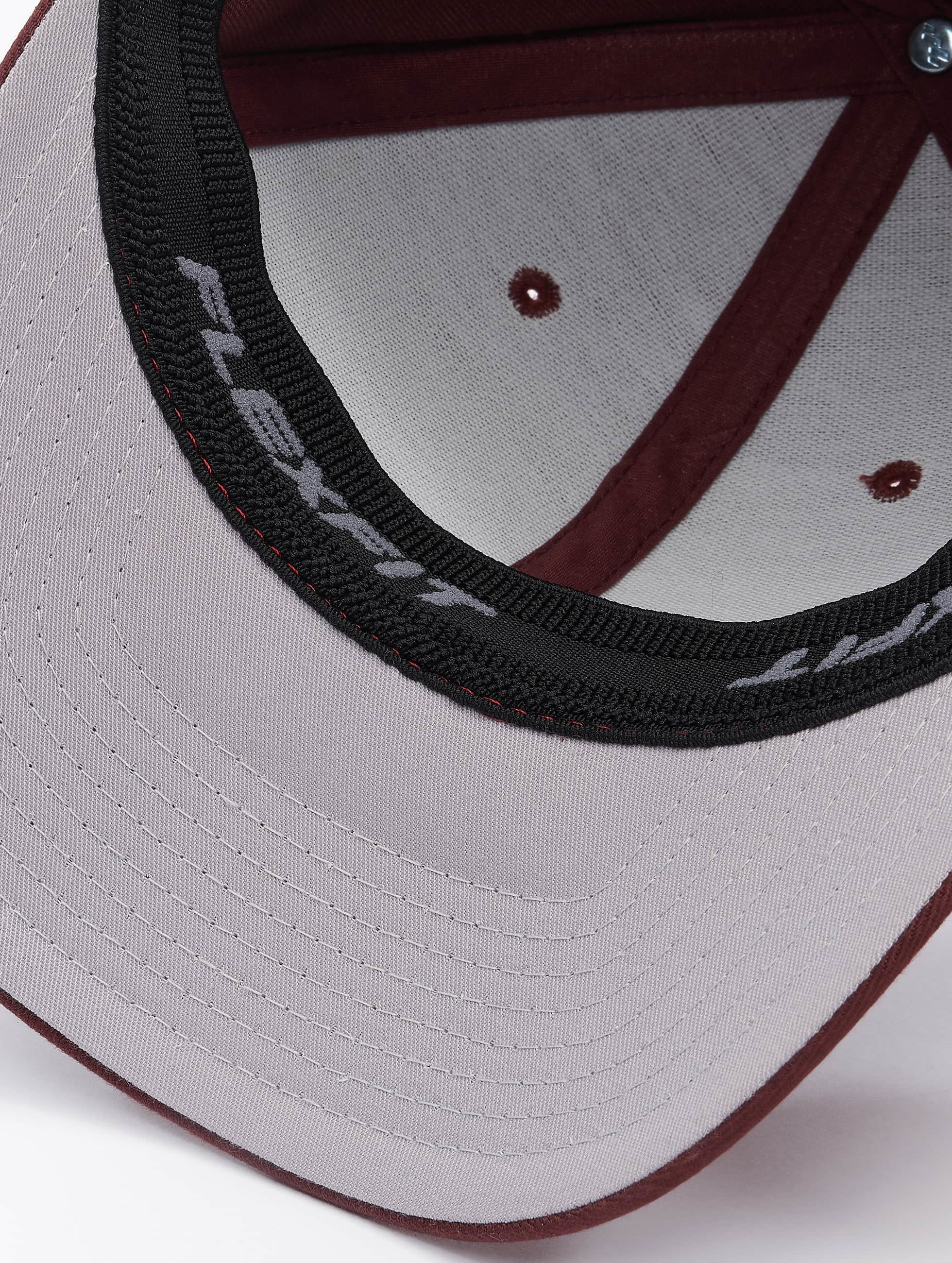 Flexfit Flexfitted Cap Wooly Combed red