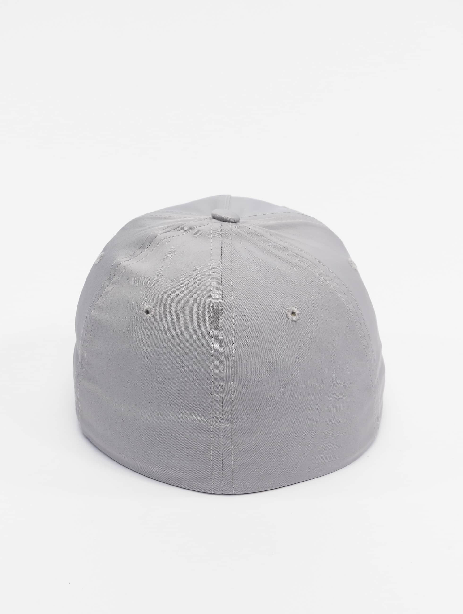 Flexfit Flexfitted Cap Unstructured Tech silver