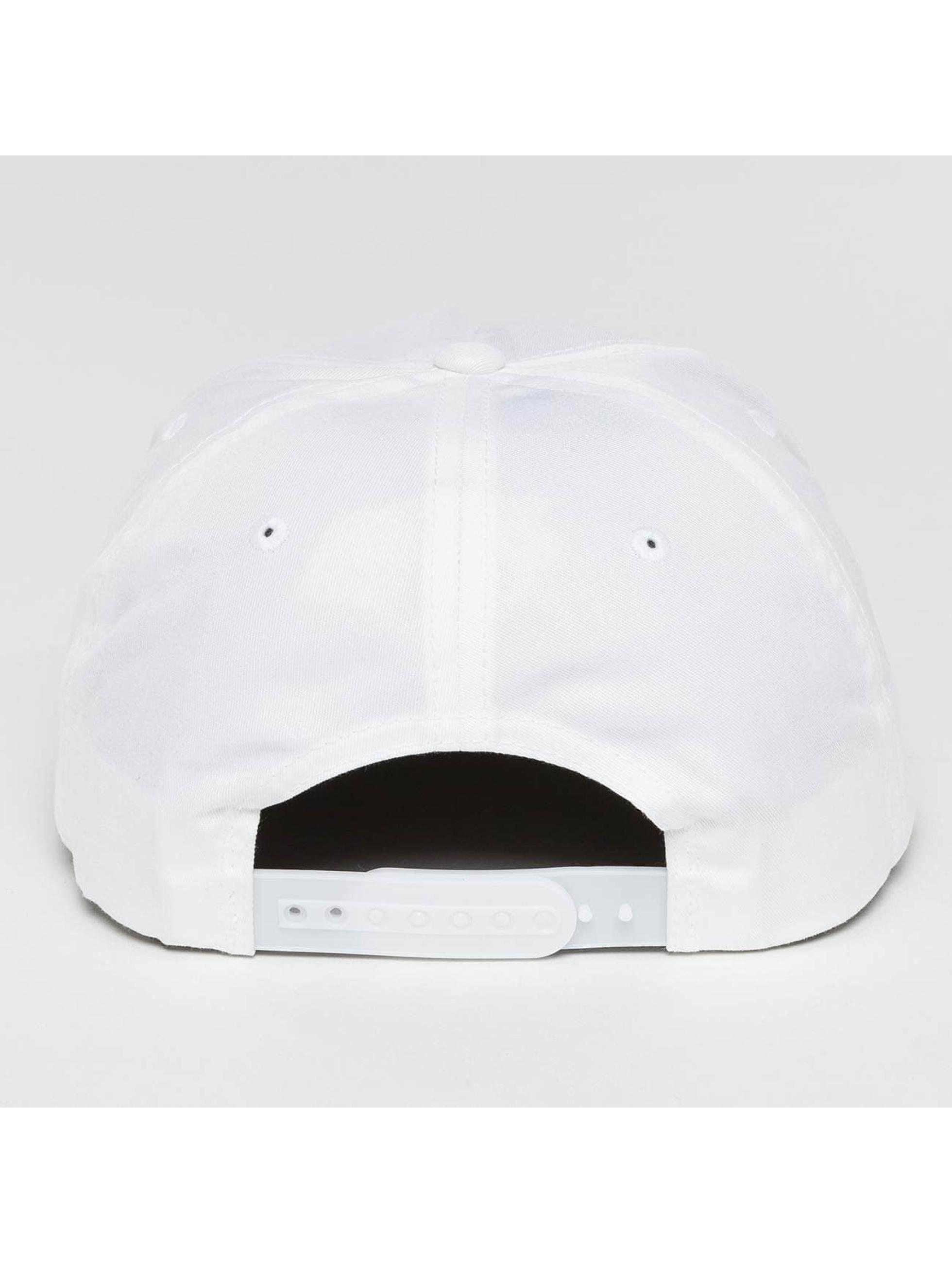 Flexfit Snapback Cap Unstructured white