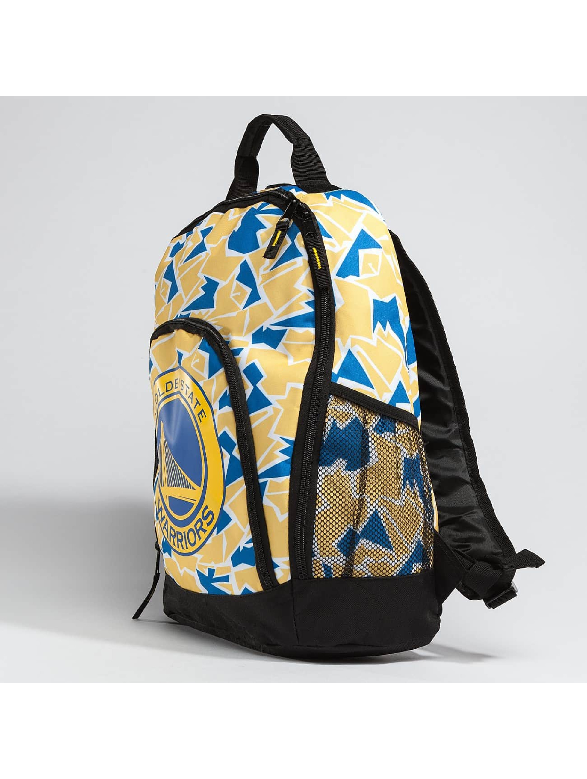 Forever Collectibles Backpack NBA Camouflage Warriors black