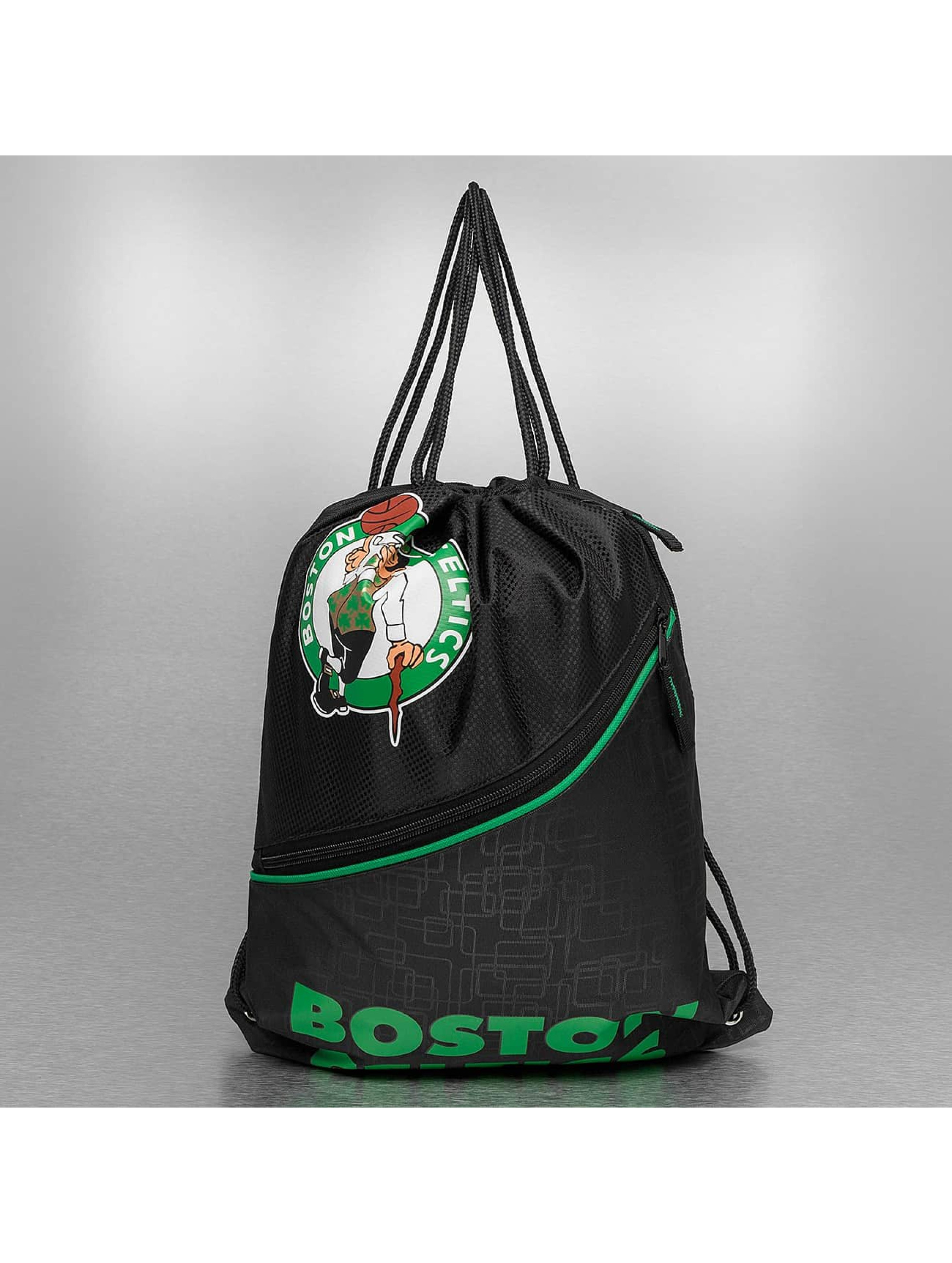 Forever Collectibles Beutel NBA Diagonal Zip Drawstring Boston Celtics black