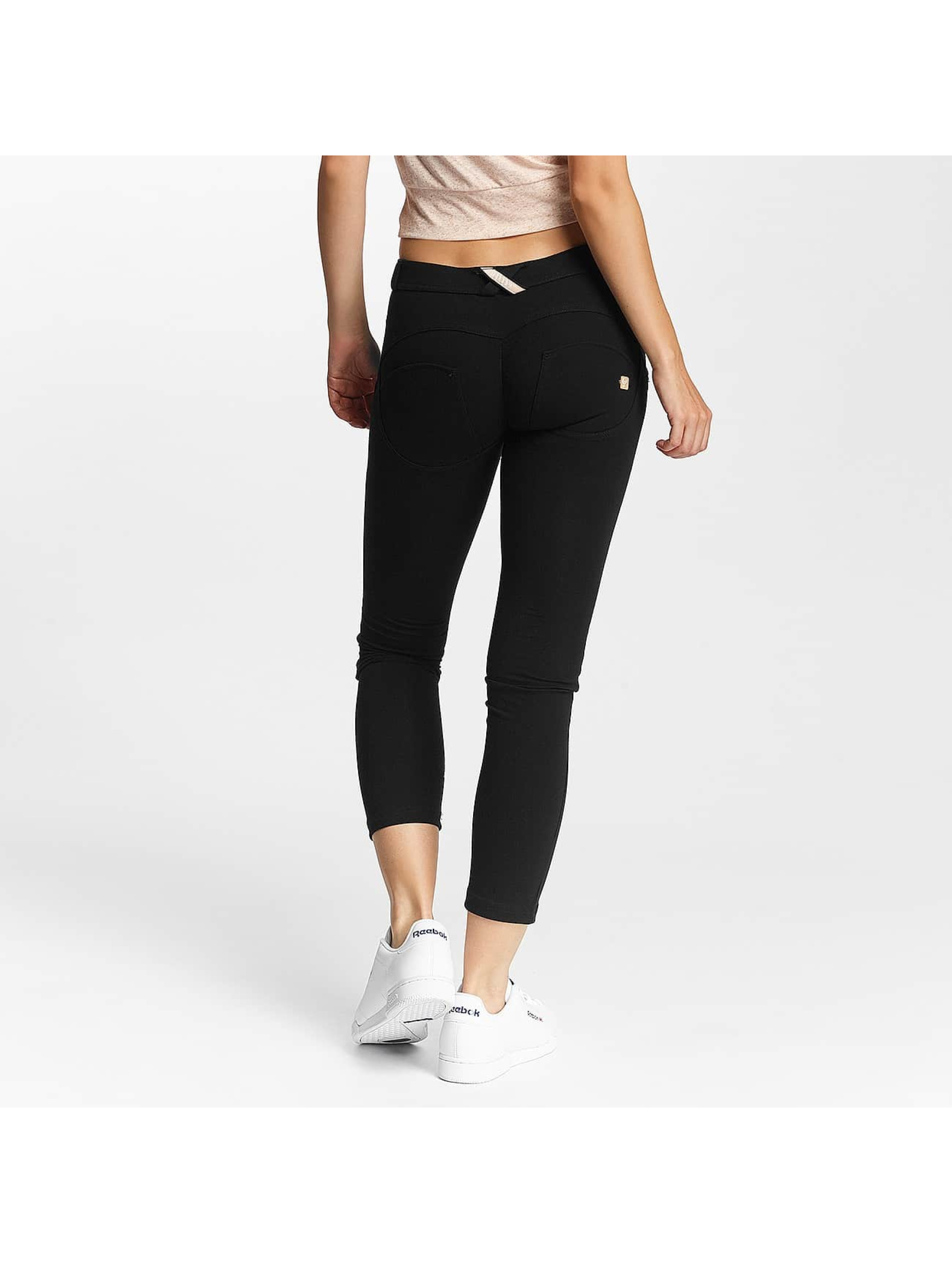 Freddy Skinny Jeans 7/8 Regular Waist black