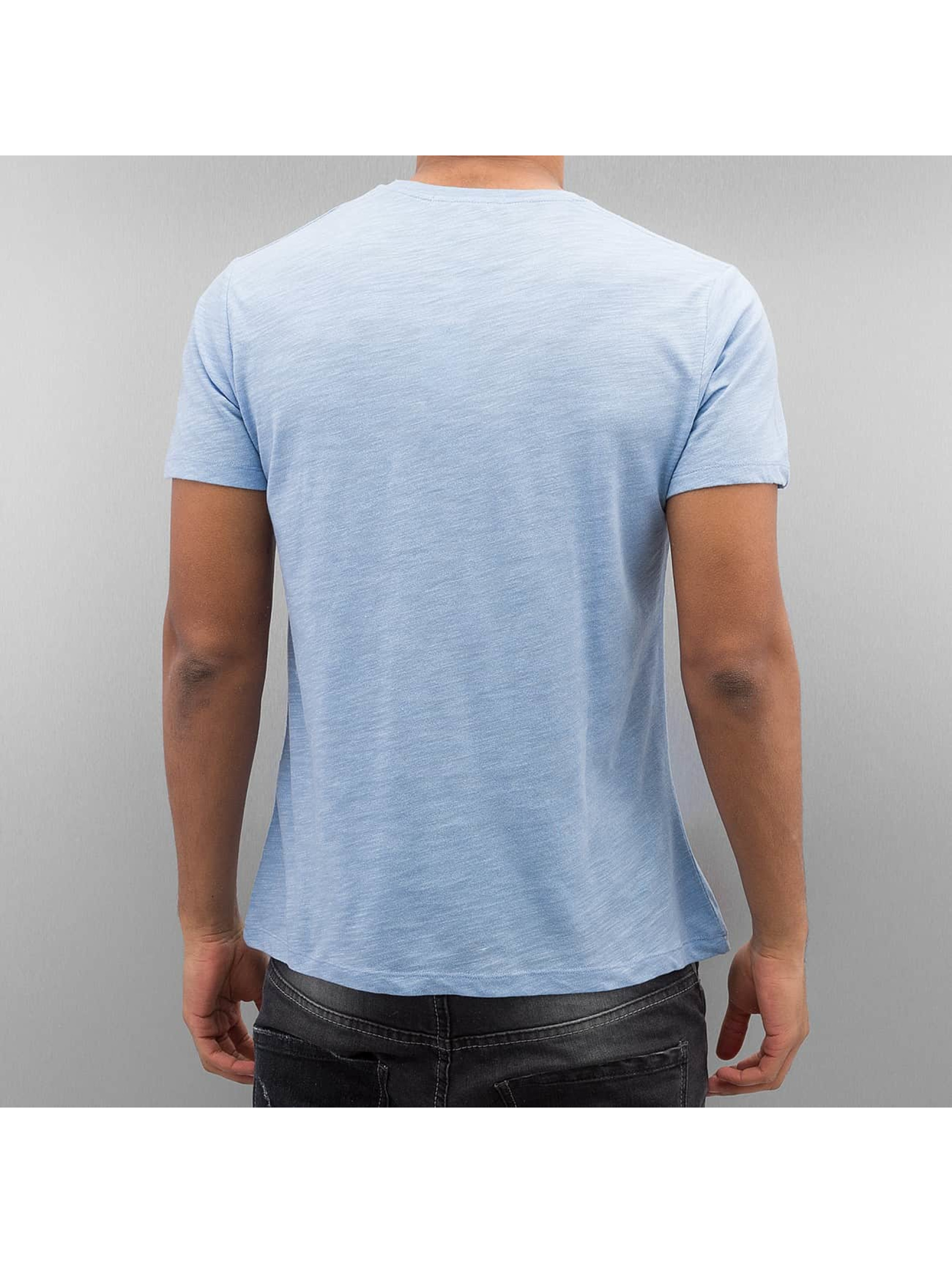 French Kick T-Shirt Olibrius blue