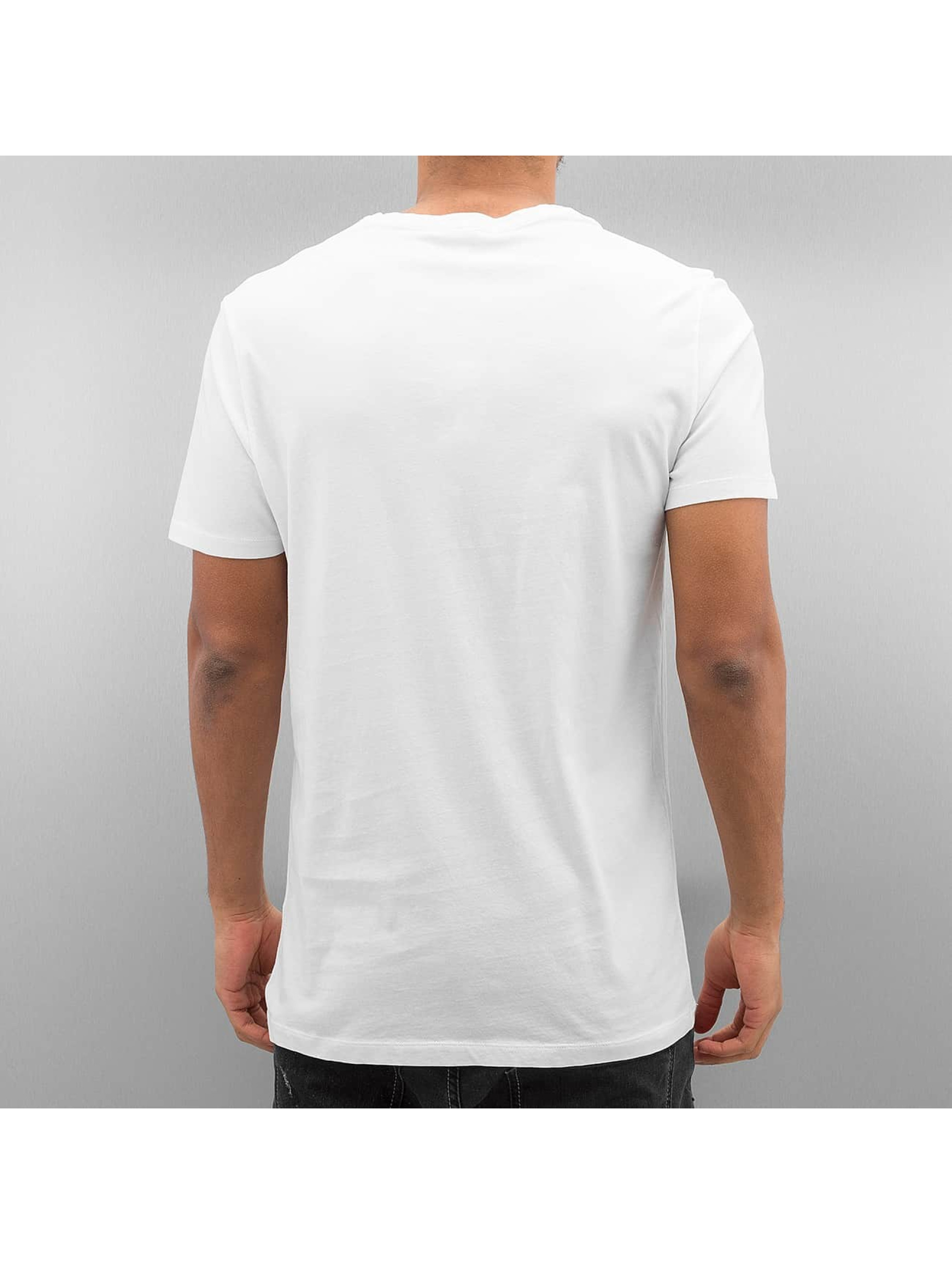 French Kick T-Shirt Oops white