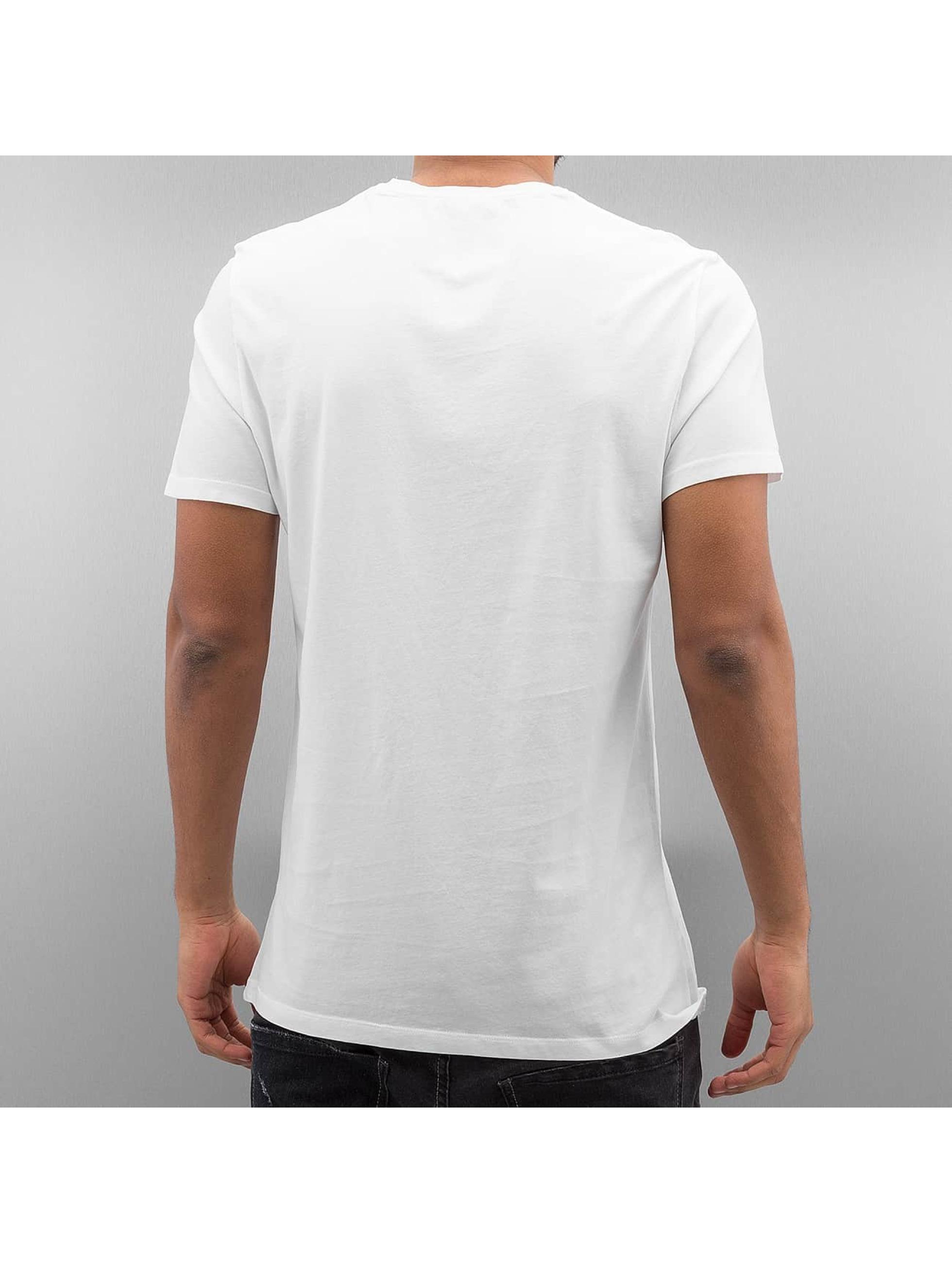 French Kick T-Shirt Olibrius white