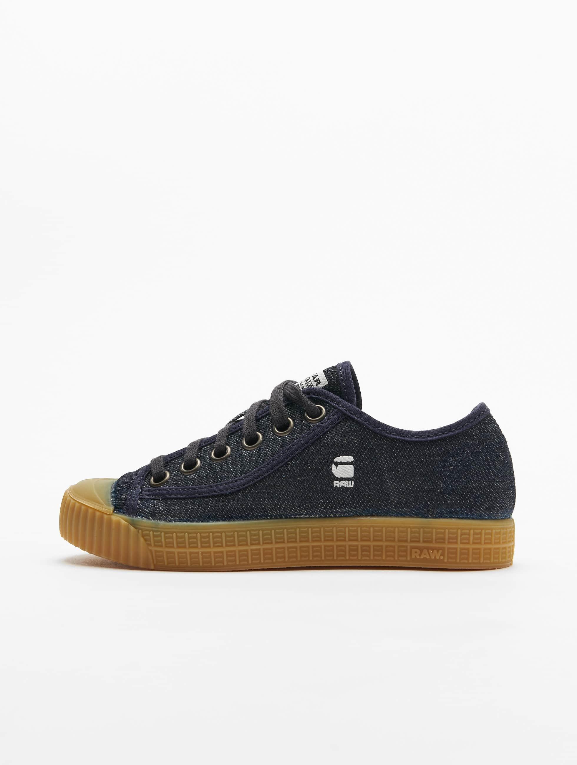 d75c4a4d35a790 G-Star Damen Sneaker Rovulc Roel Low in blau 478688