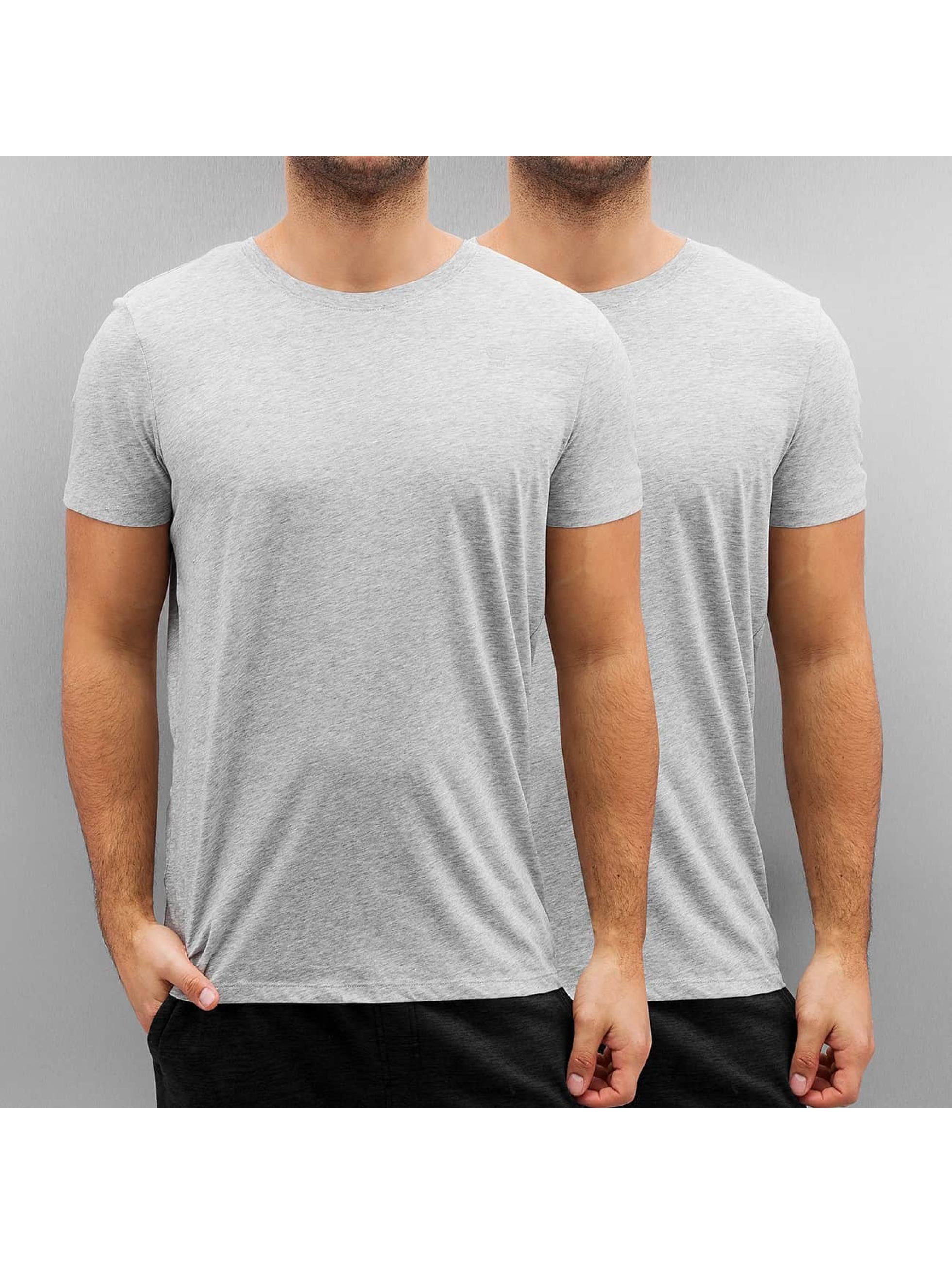 G-Star T-Shirt Base 2er Pack gray