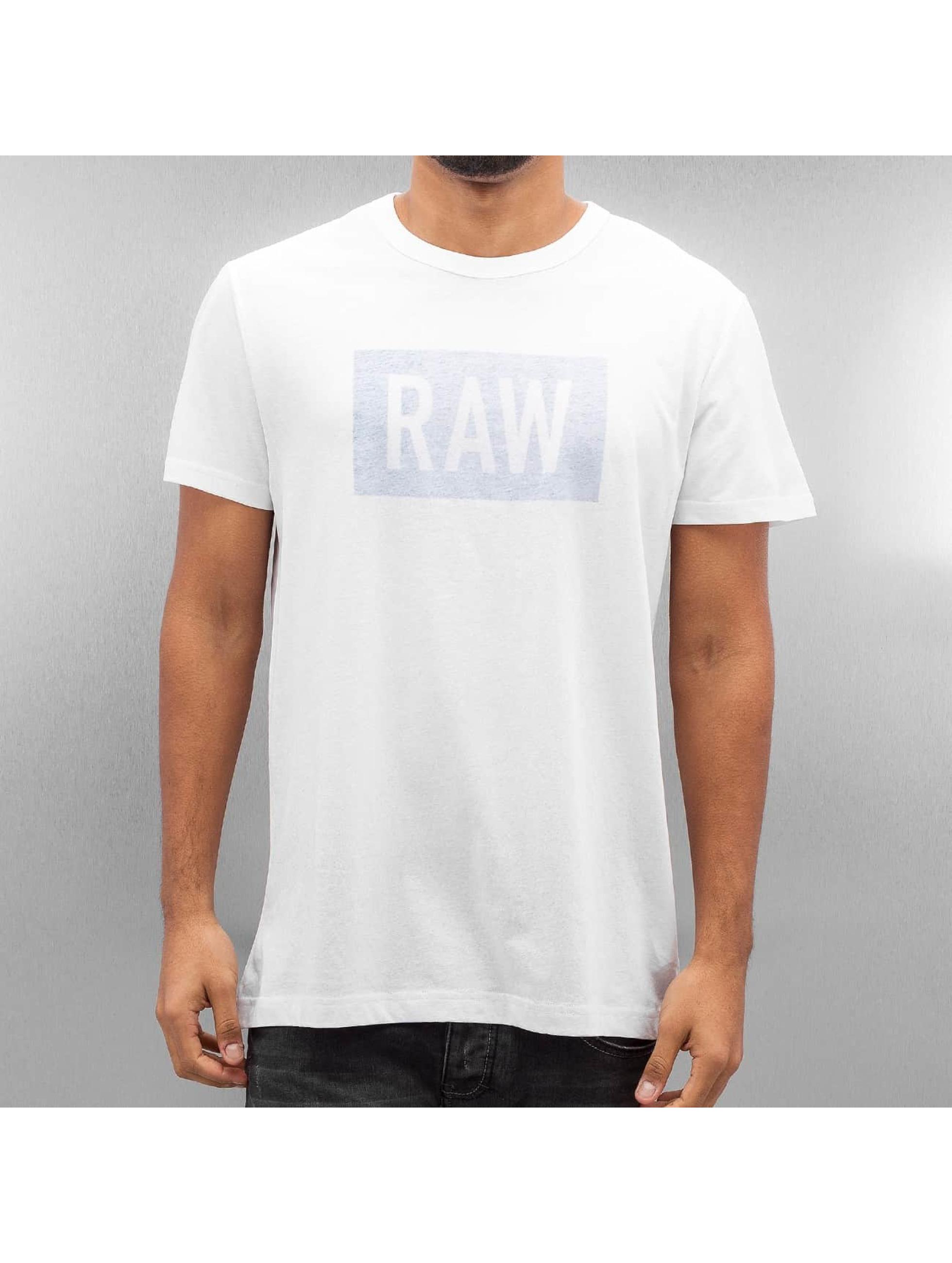 G-Star T-Shirt Crostan white