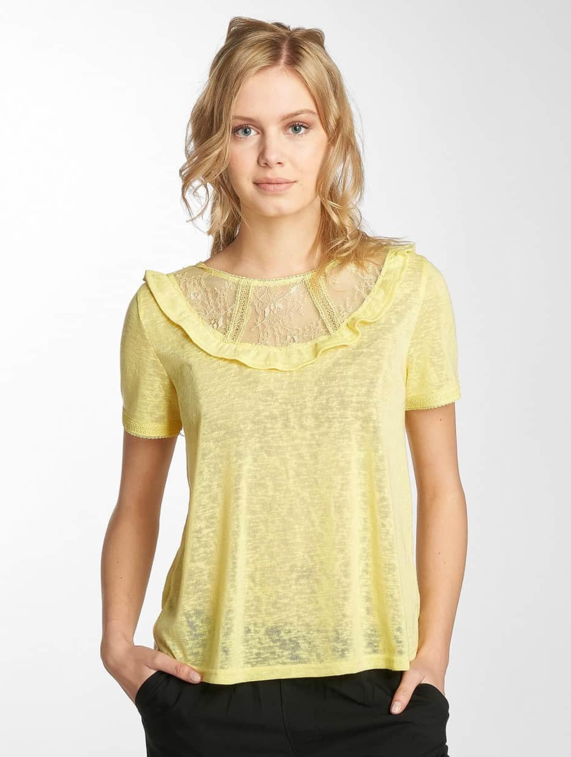 Grace & Mila T-Shirt People yellow