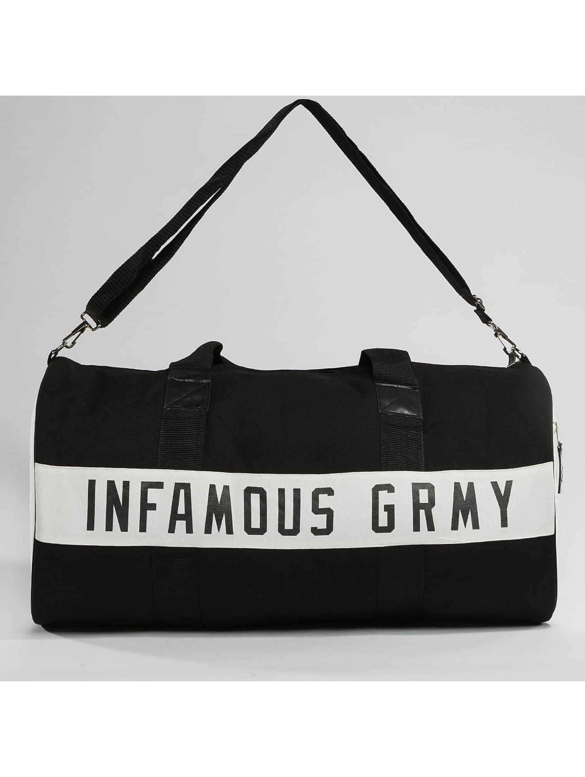 Grimey Wear Bag The Gatekeeper Sport black