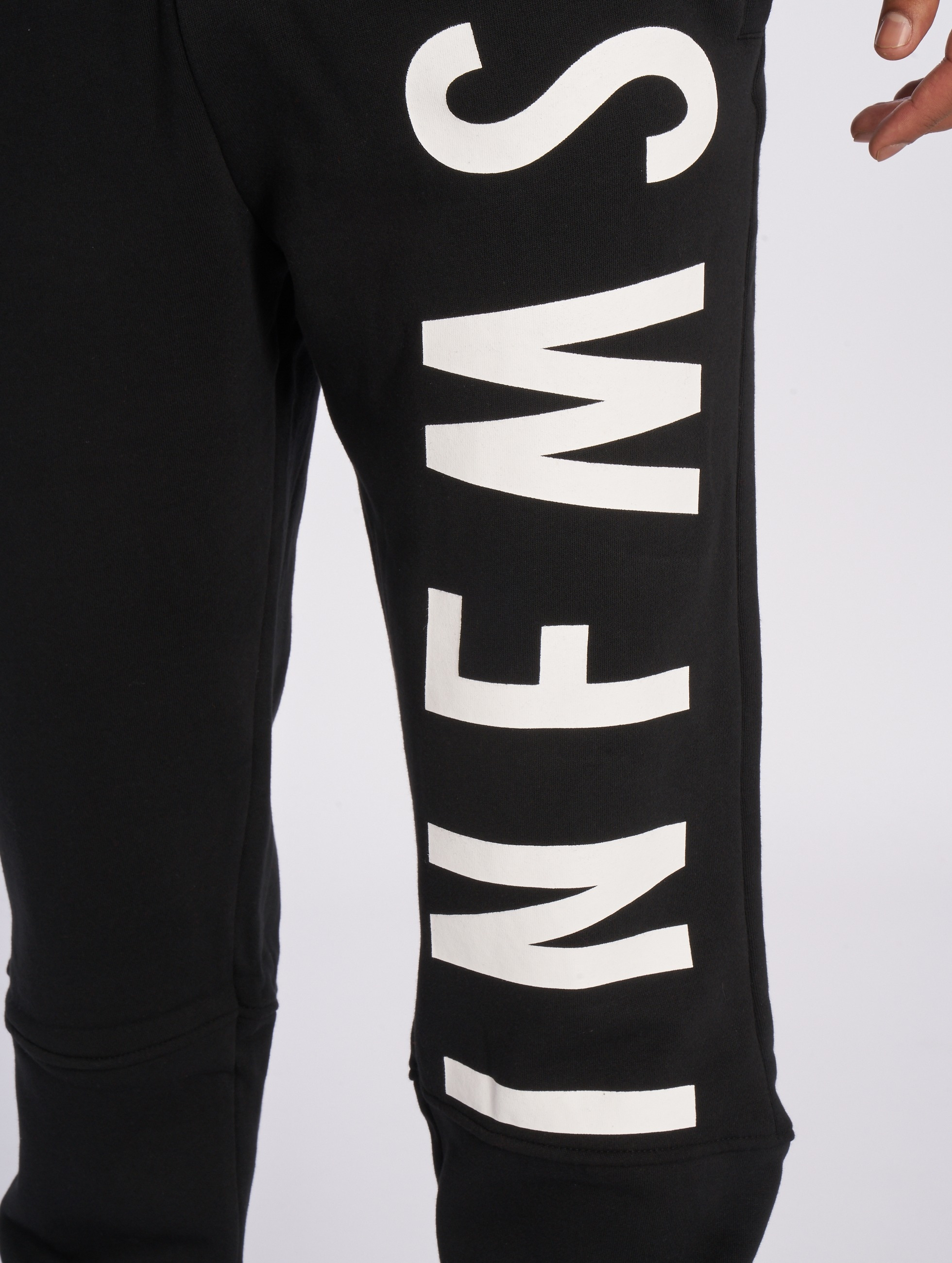 Grimey Wear Sweat Pant Infamous Heritage black