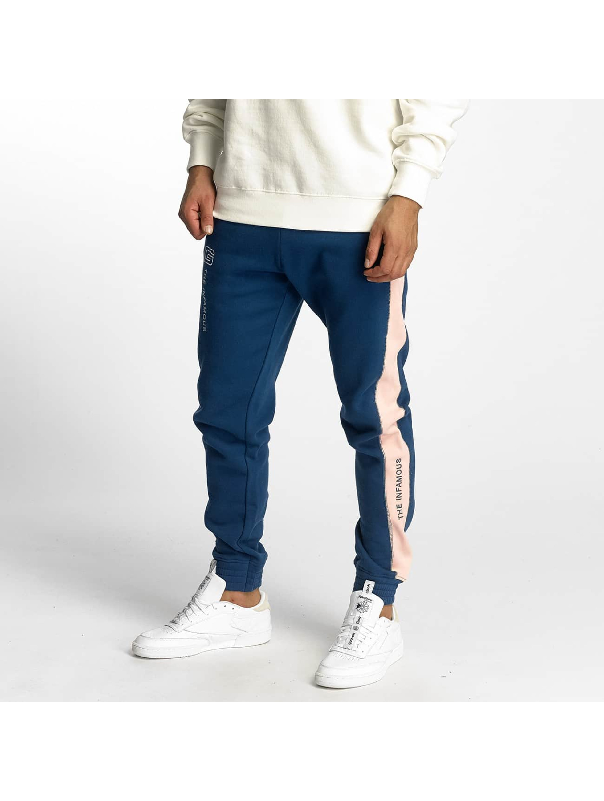 Grimey Wear Sweat Pant G-Skills blue
