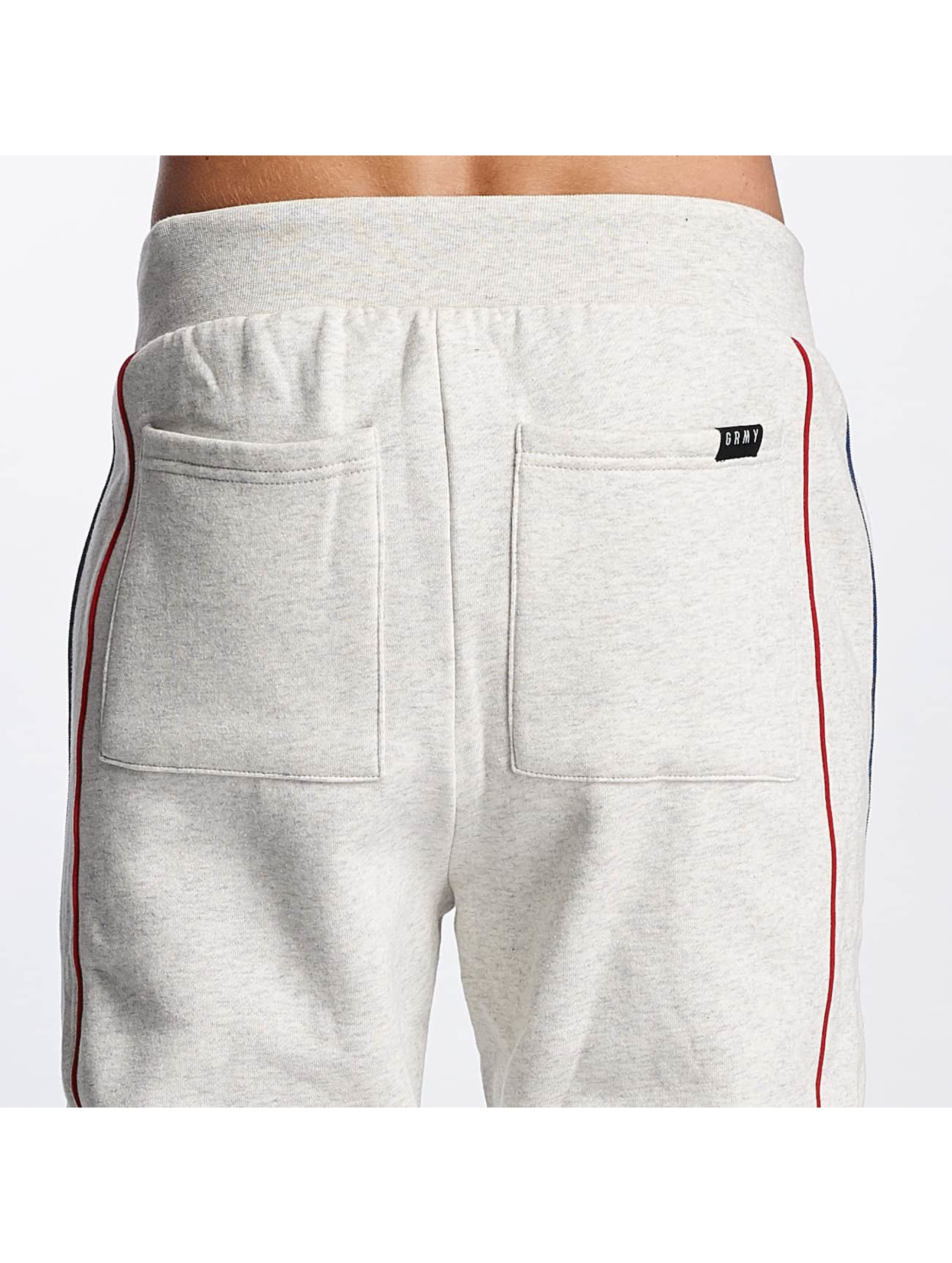Grimey Wear Sweat Pant The Payback gray