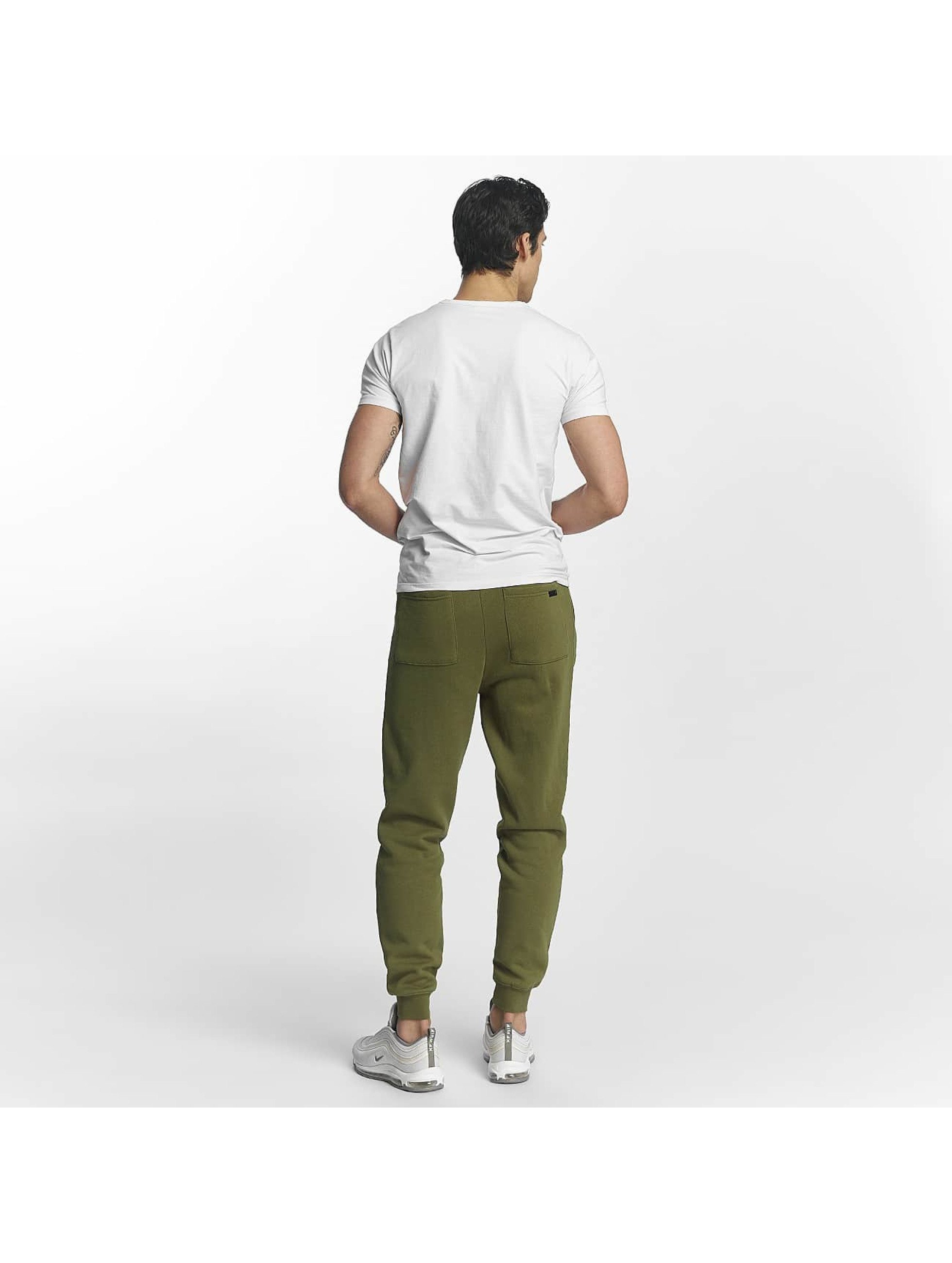 Grimey Wear Sweat Pant Overcome Gravity olive