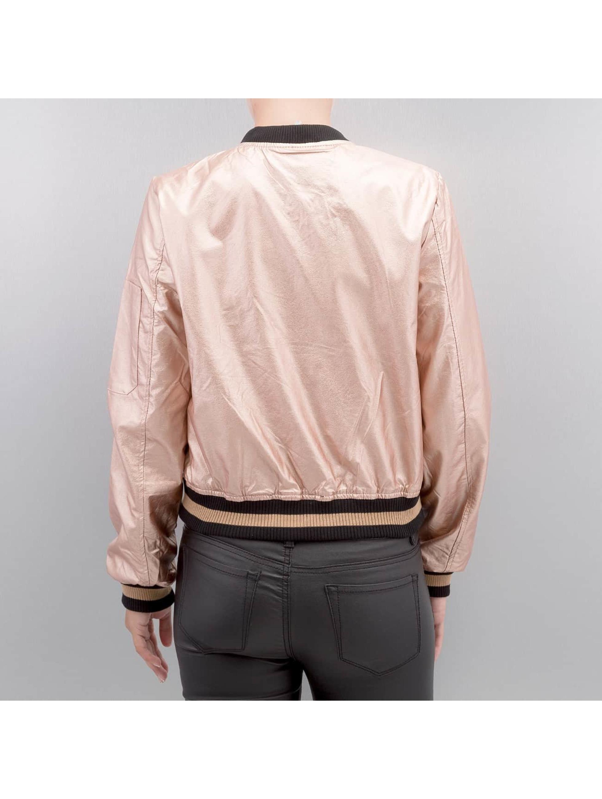 Hailys Leather Jacket Bonnie rose