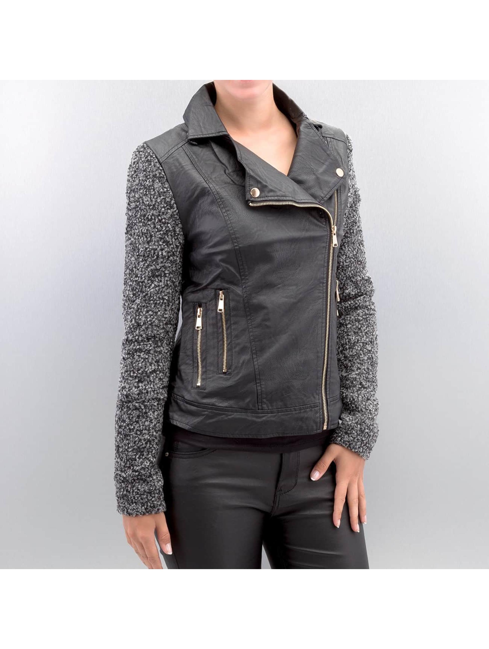 Hailys Lightweight Jacket Ceclilia Pop black