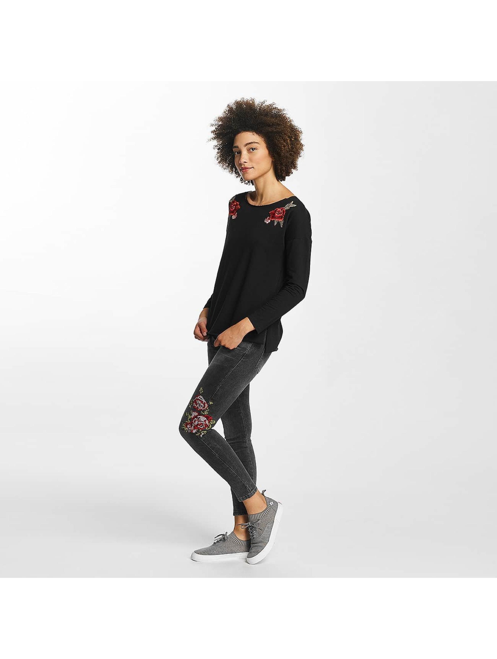 Hailys Longsleeve Rosy black