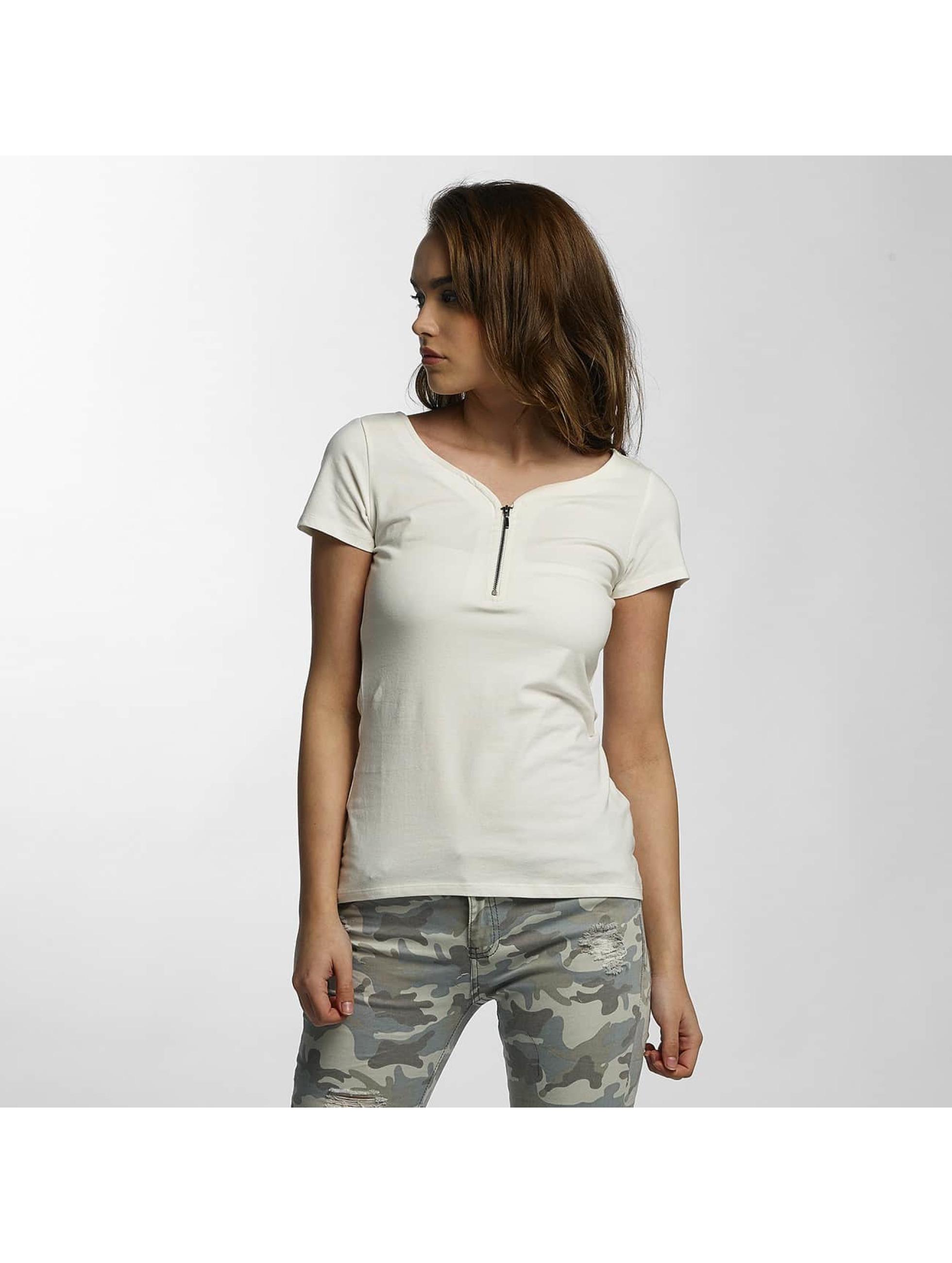 Hailys T-Shirt Pia white
