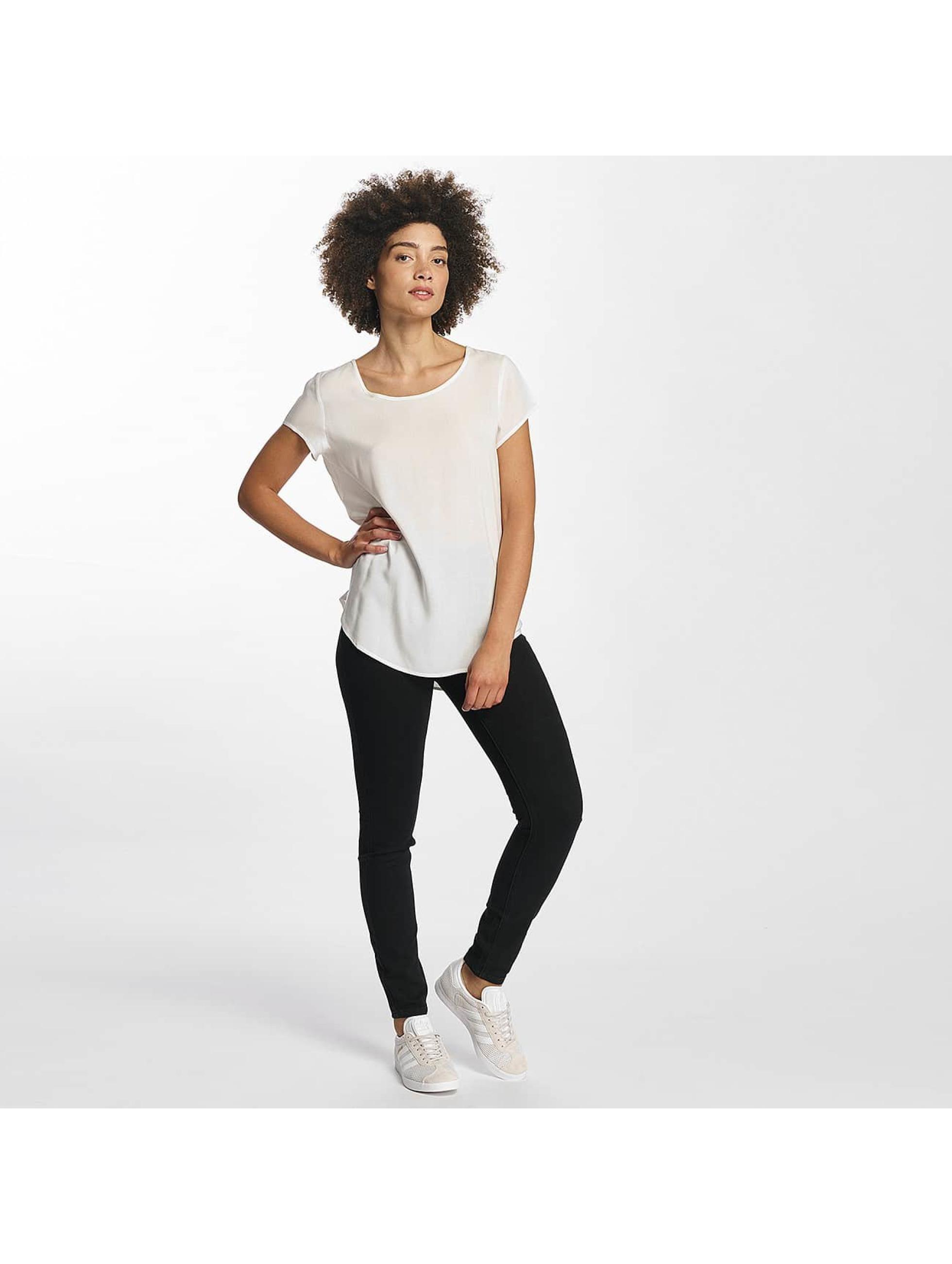 Hailys T-Shirt Doris white