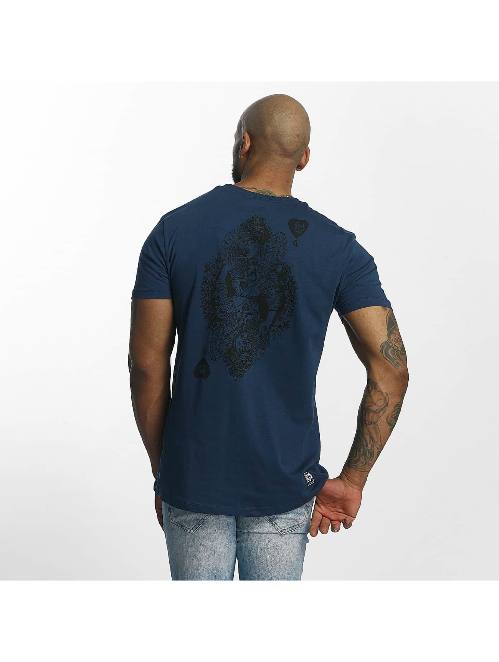 Homeboy T-Shirt Take You Home blue