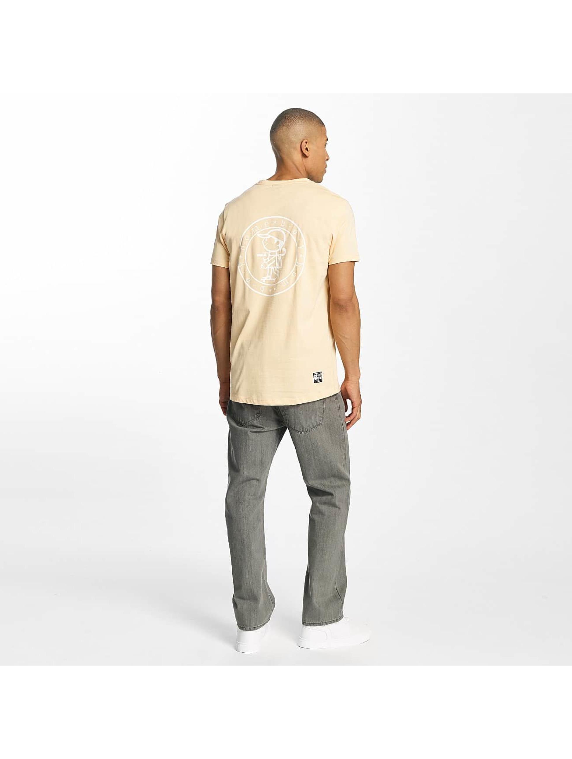 Homeboy T-Shirt Take You Home orange