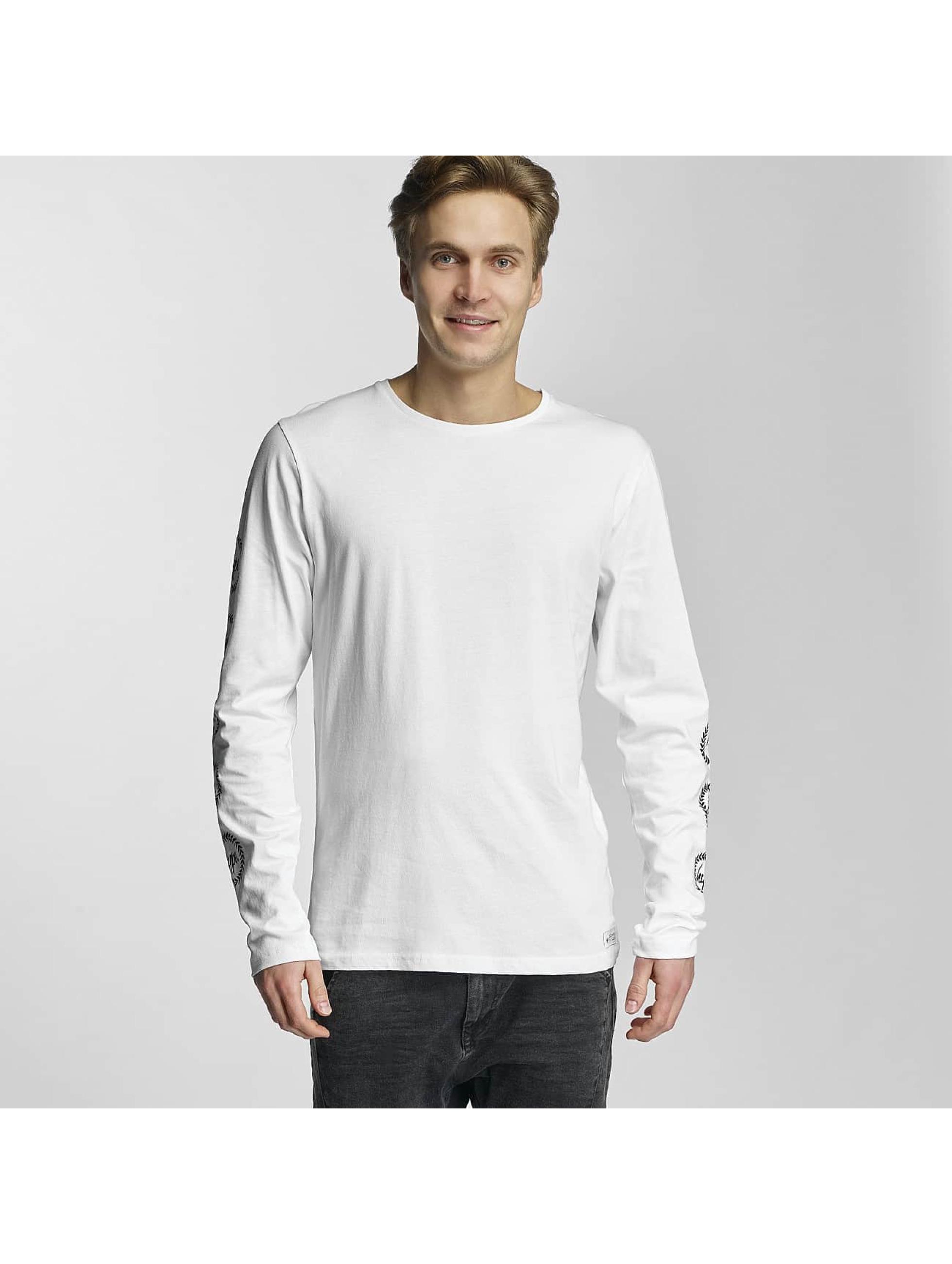 HYPE Longsleeve Crest white