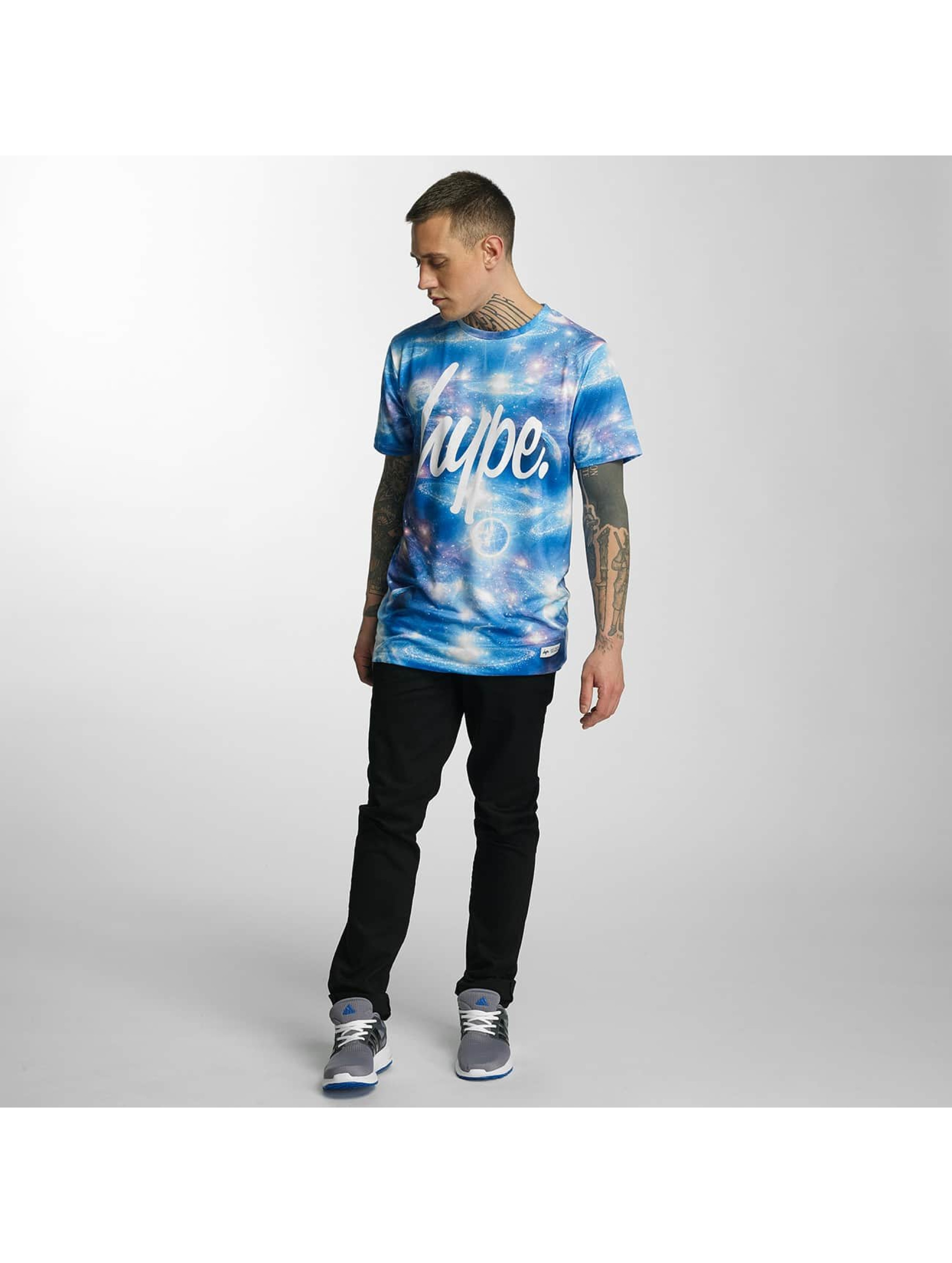 HYPE T-Shirt Cosmo colored