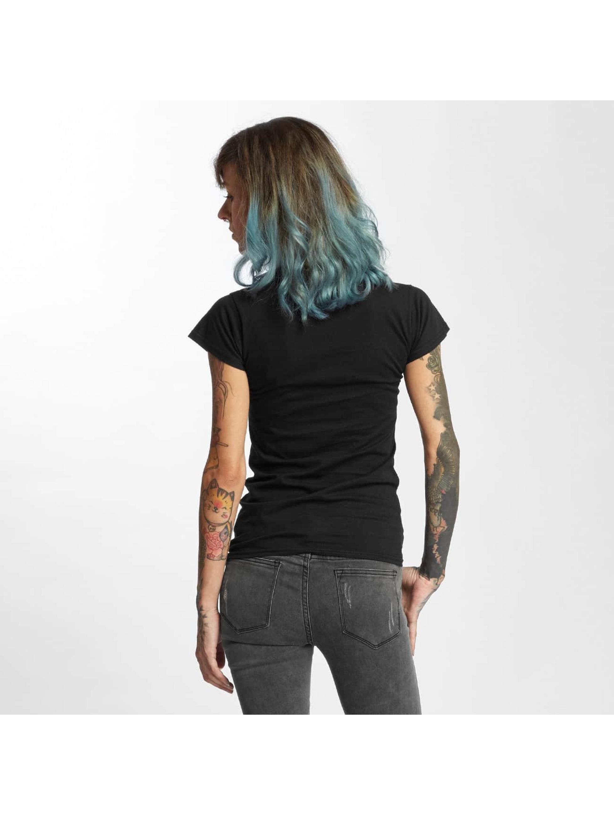 I Love Tattoo T-Shirt City Of Ink black