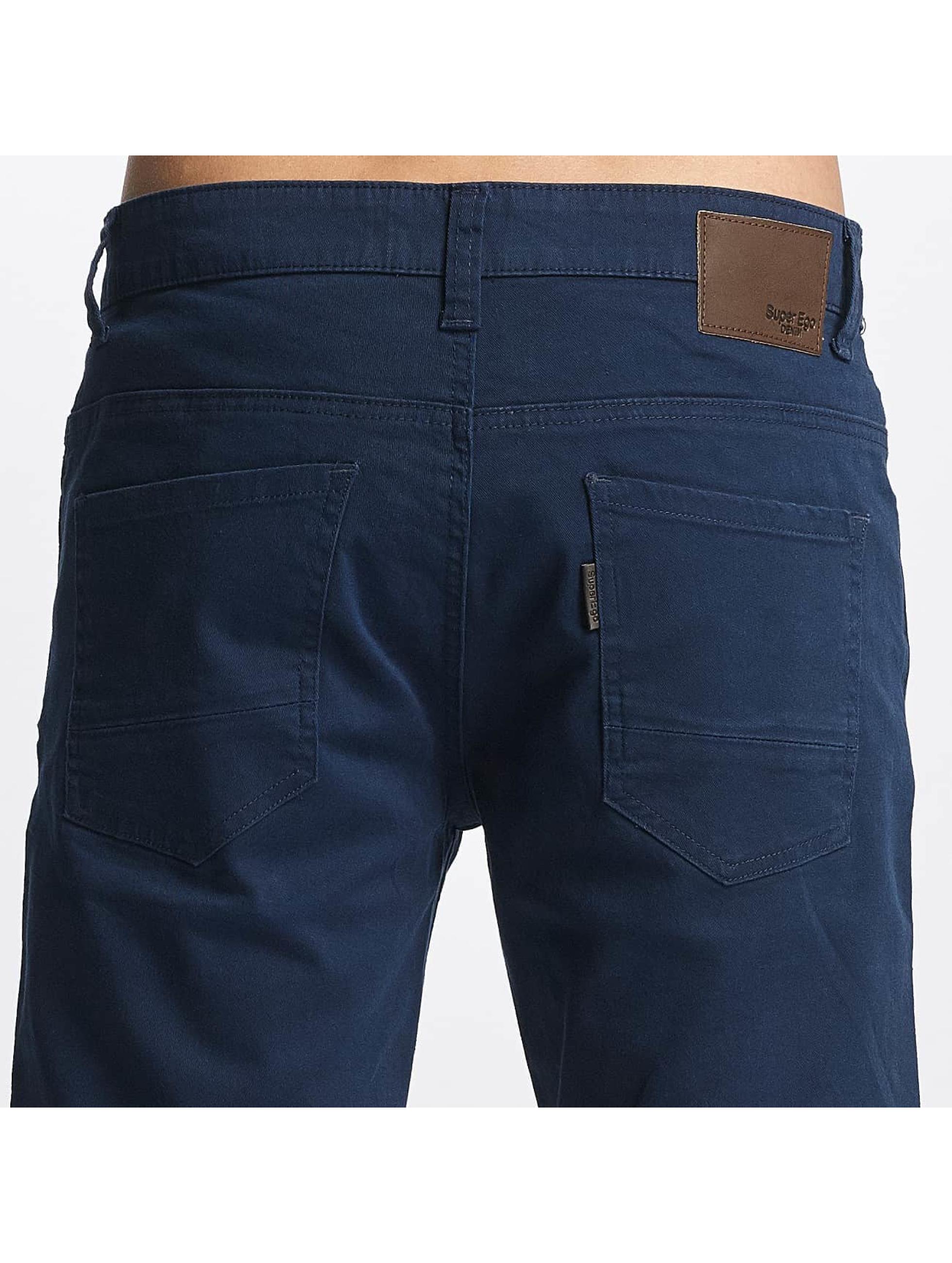 ID Denim Short Twill blue