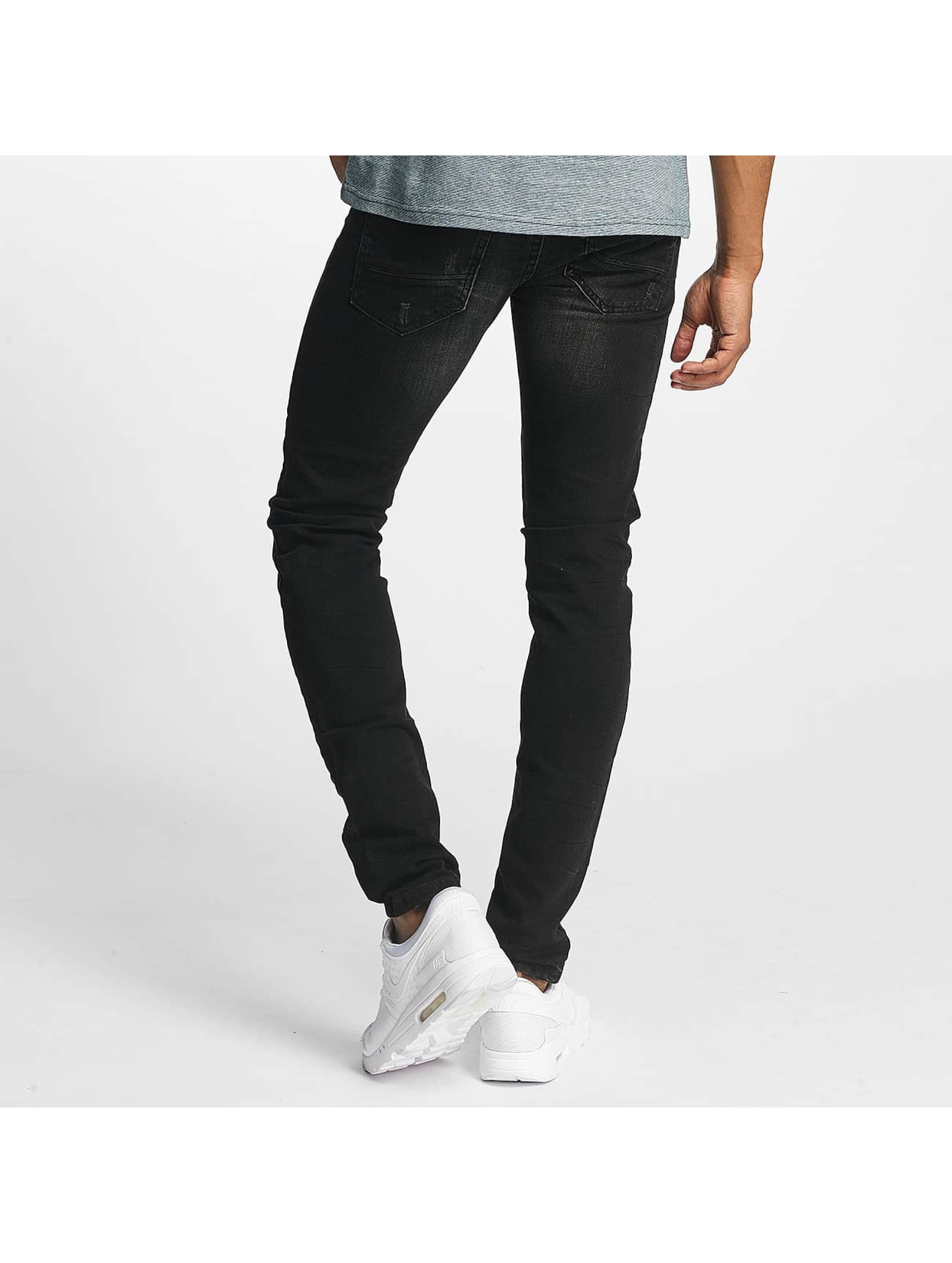 ID Denim Slim Fit Jeans Kula black