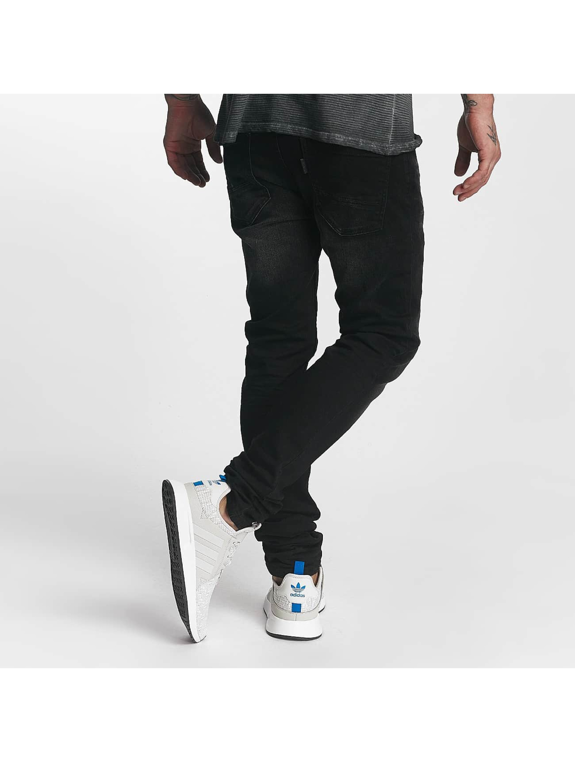 ID Denim Straight Fit Jeans Ville black