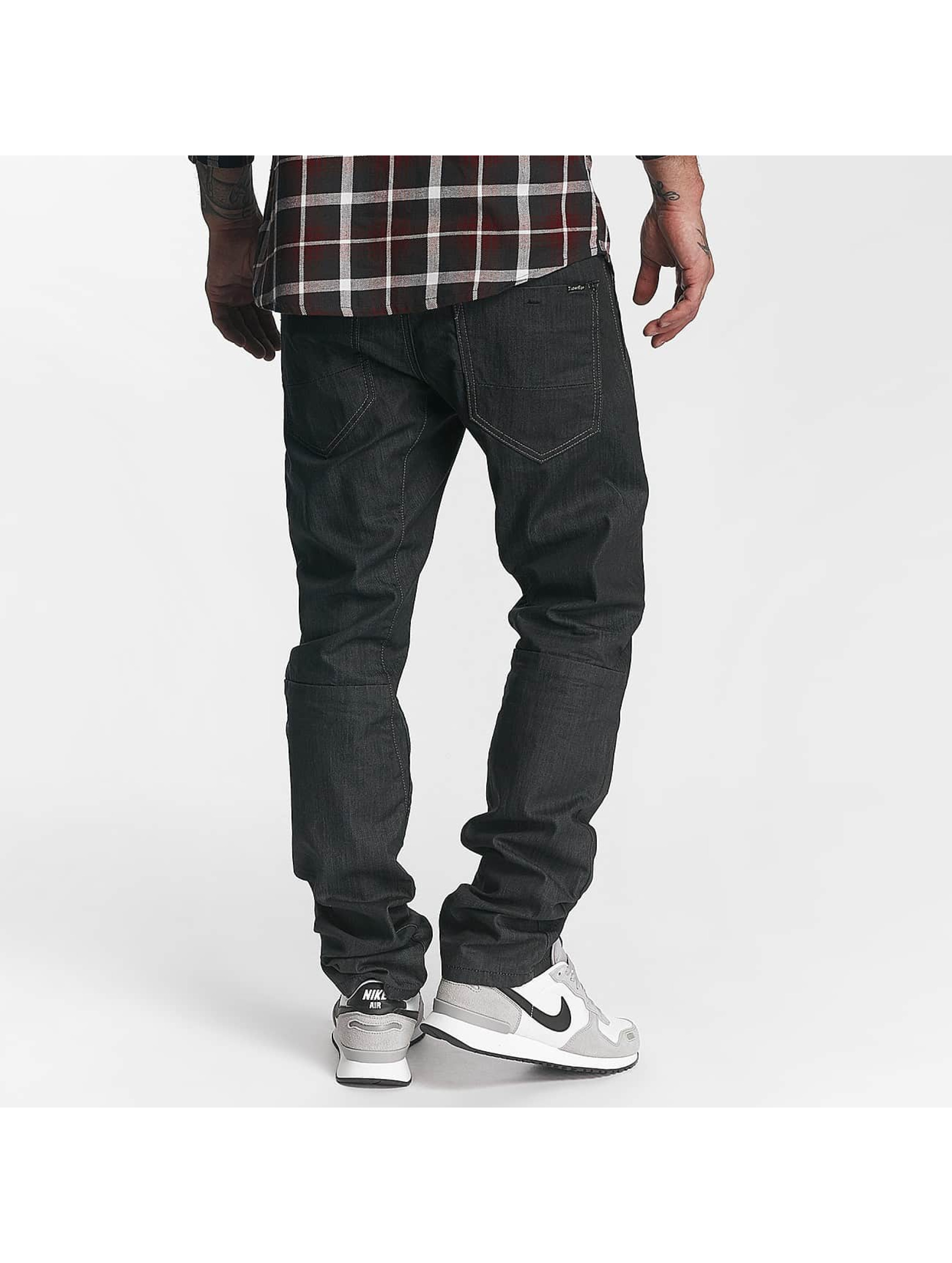 ID Denim Straight Fit Jeans Tapered blue