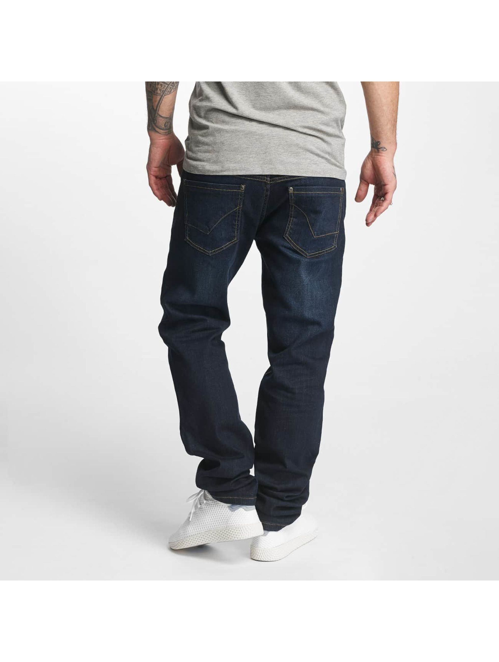 ID Denim Straight Fit Jeans Basic blue
