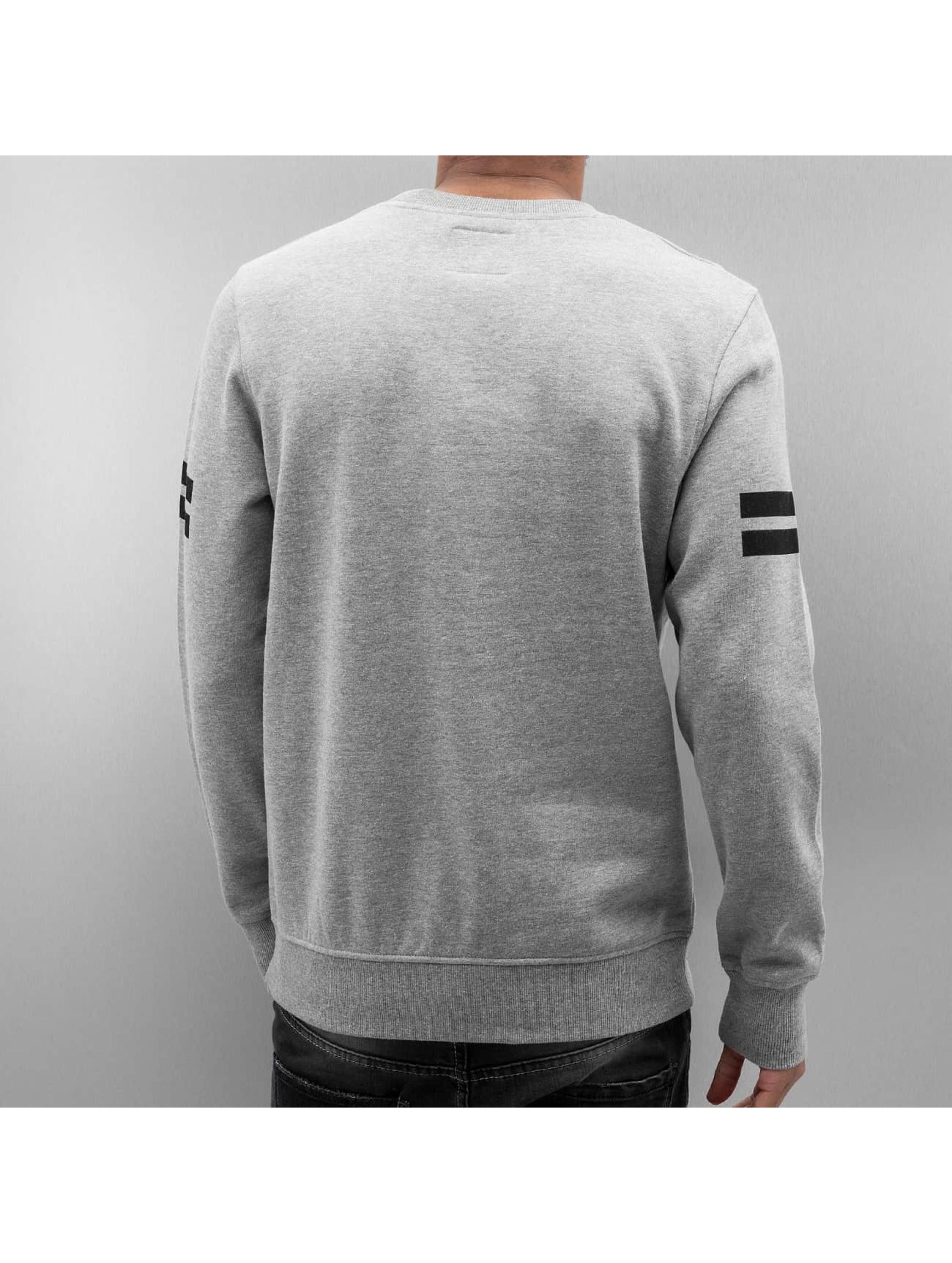 Jack & Jones Pullover jcoSlice gray