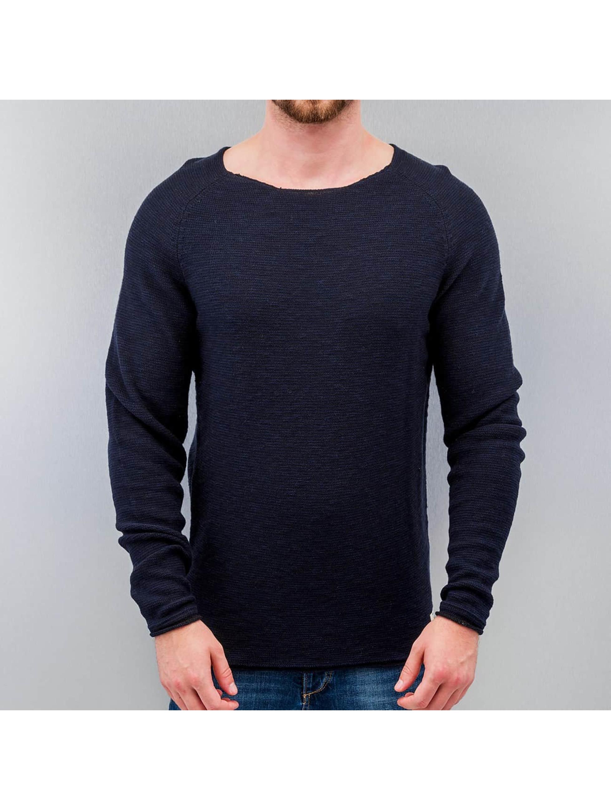 jack jones pullover ban in schwarz 207642. Black Bedroom Furniture Sets. Home Design Ideas